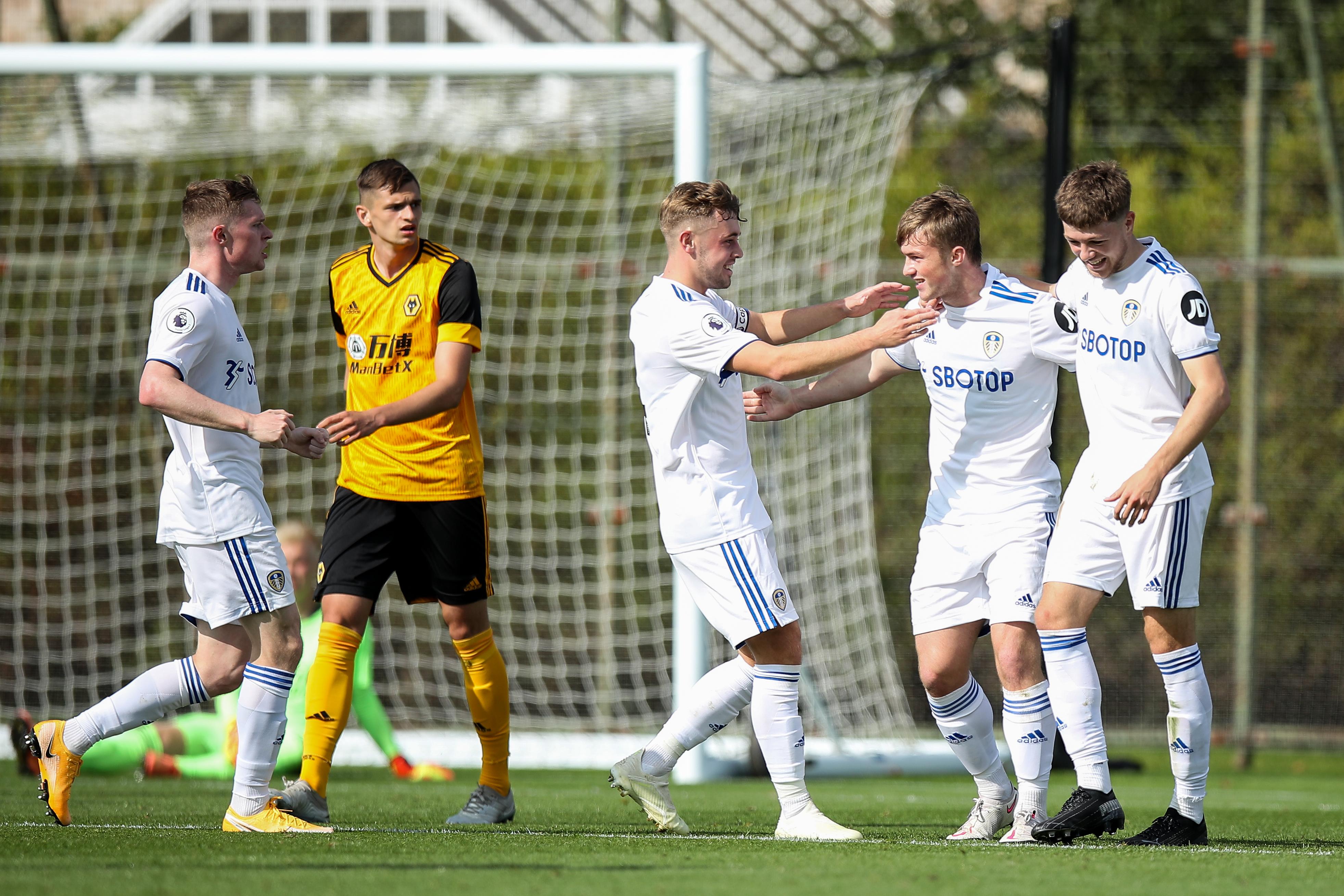 Leeds United U23 v Wolverhampton Wanderers U23 - Under 18s Premier League