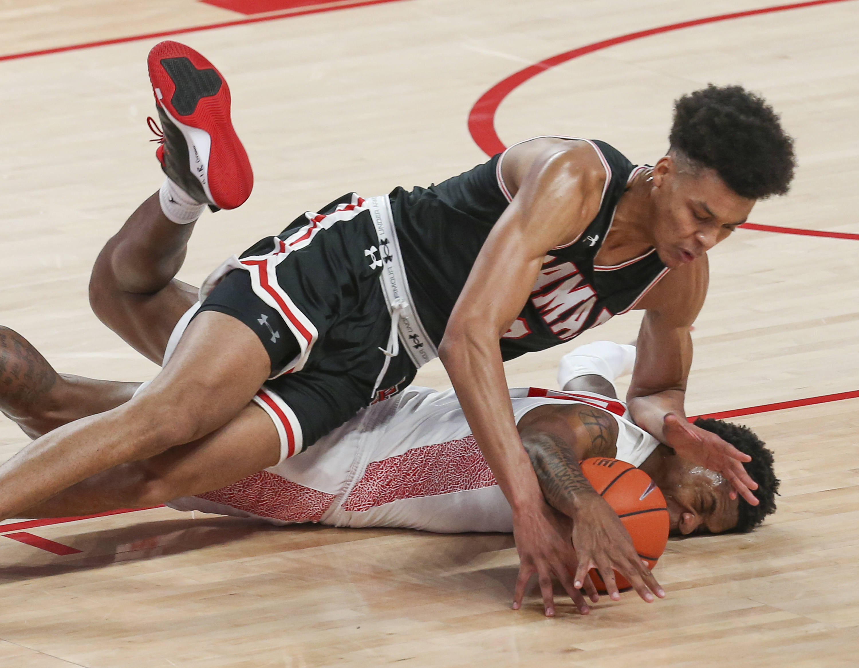 NCAA Basketball: Lamar at Houston