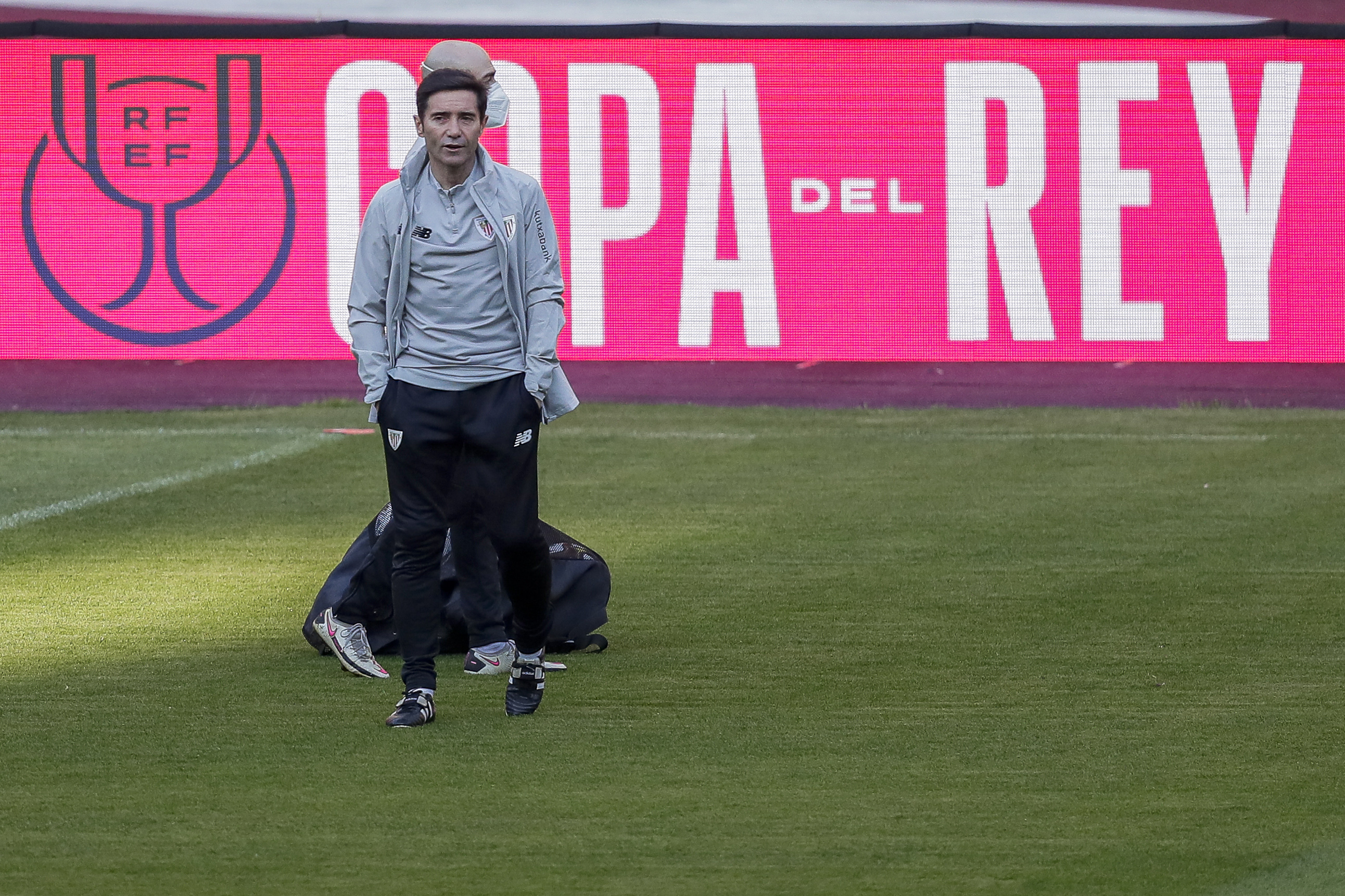 Training Athletic Bilbao