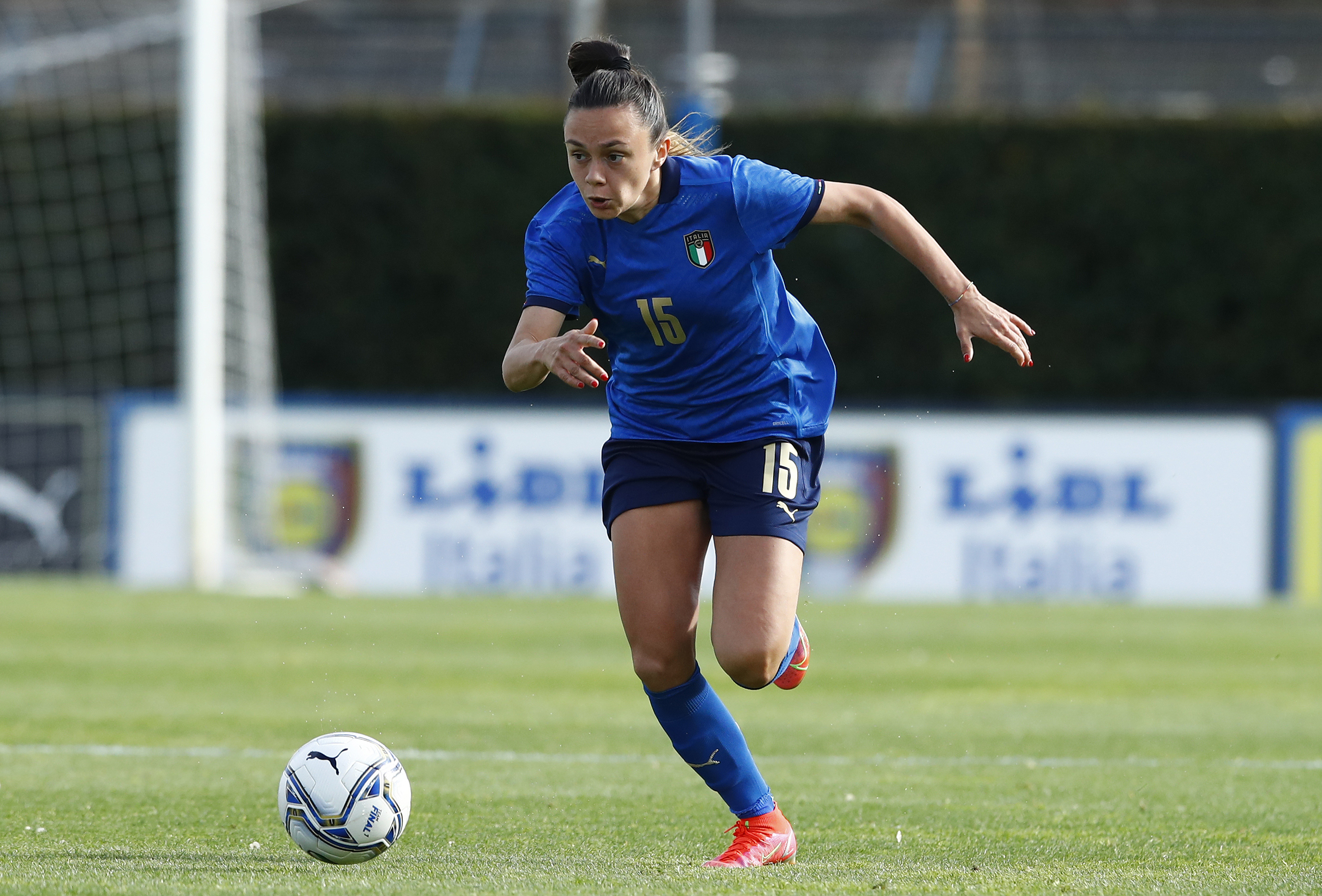 Italy Women v Iceland Women - Friendly Match