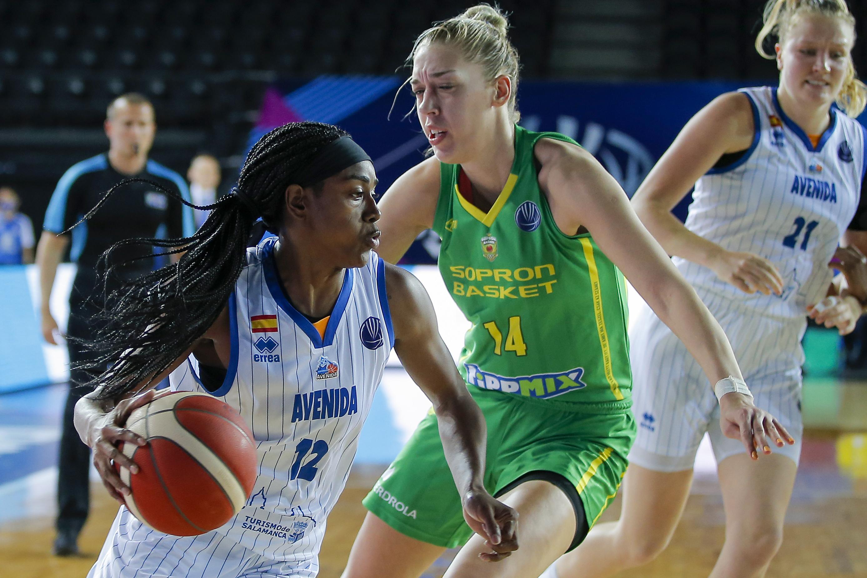 Perfumerias Avenida v Sopron Basket: EuroLeague Women Semi Final
