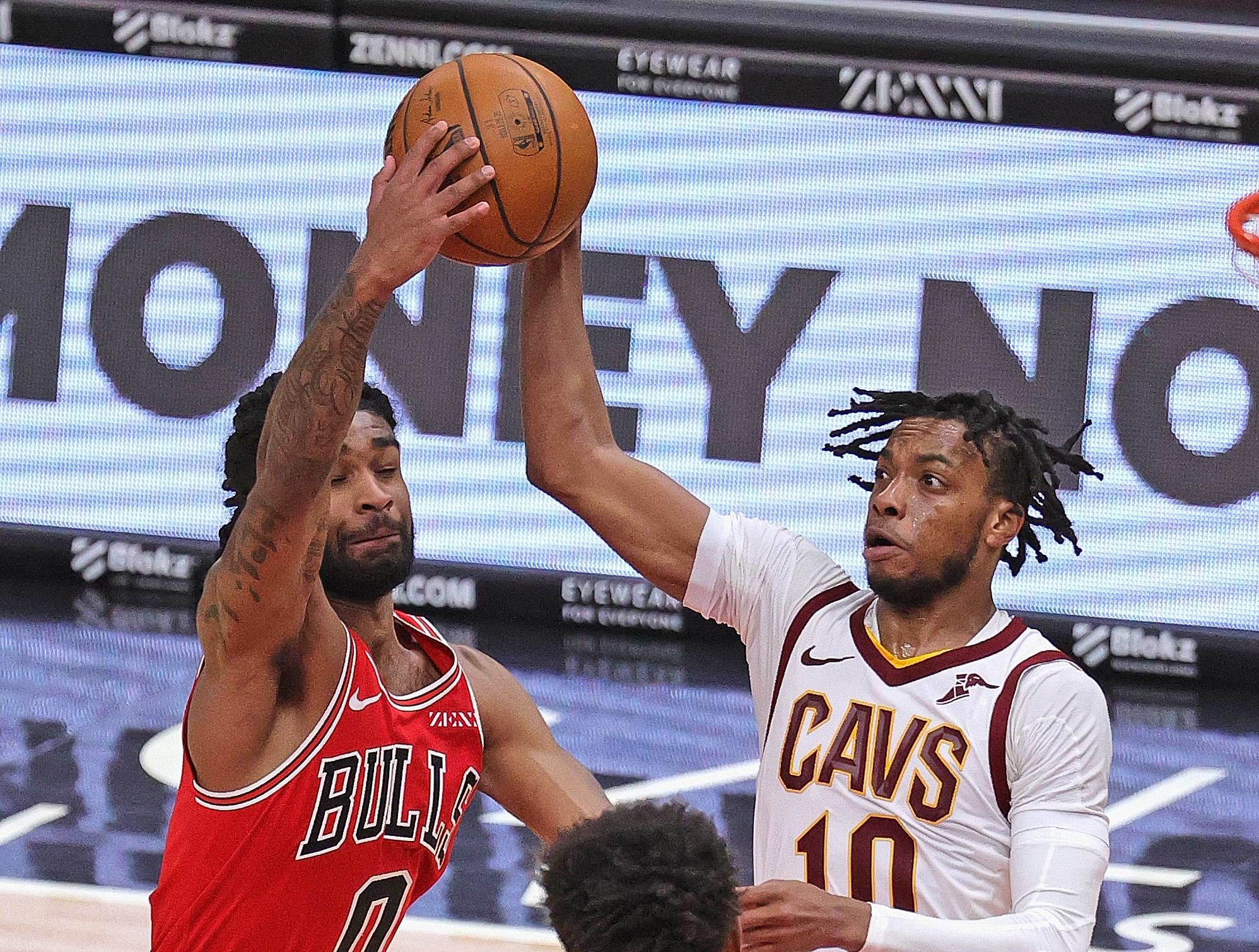 Cleveland Cavaliers v Chicago Bulls