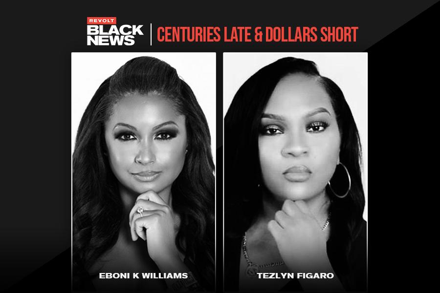 Tezlyn Figaro - REVOLT BLACK NEWS