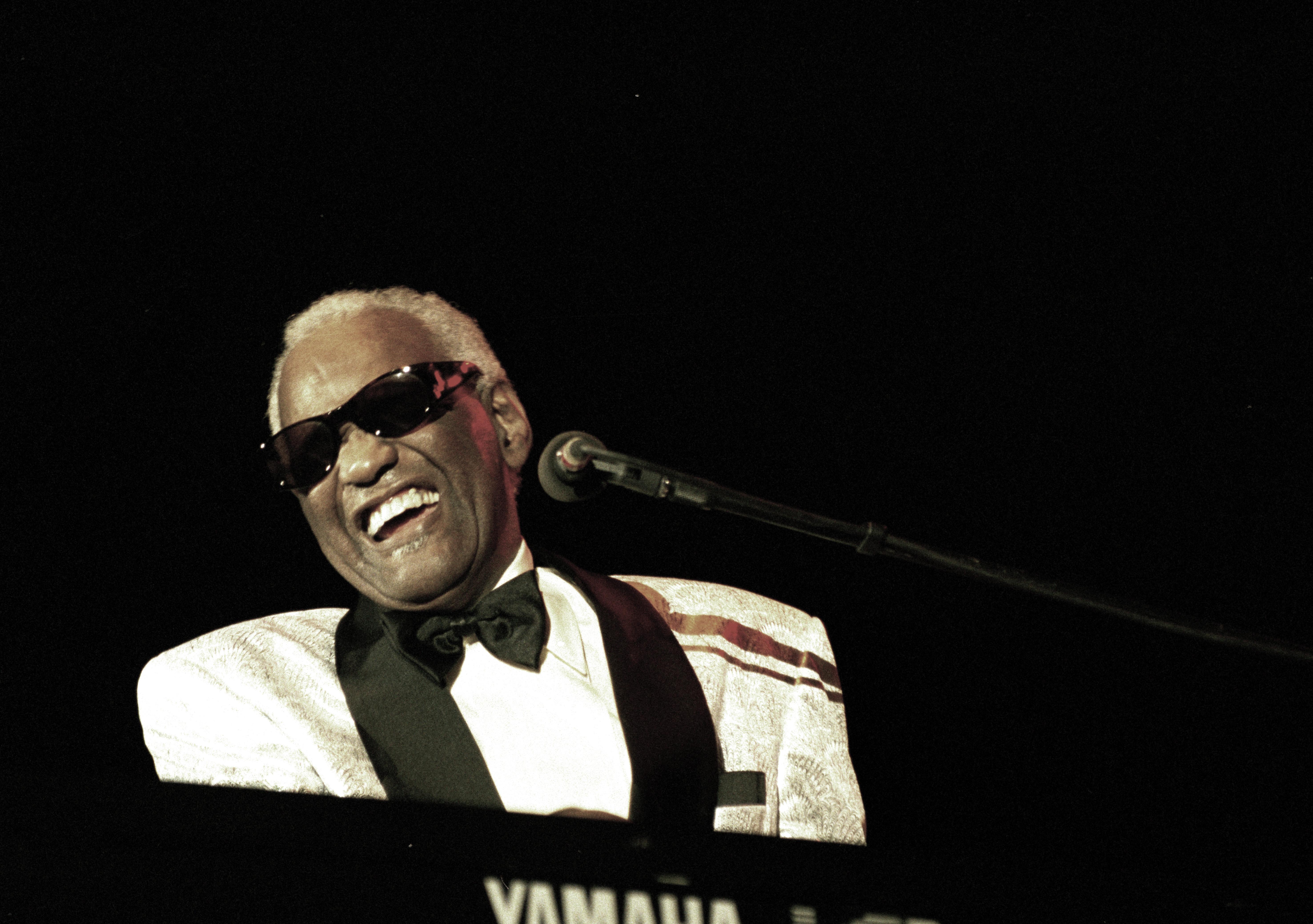 Ray Charles At Wembley