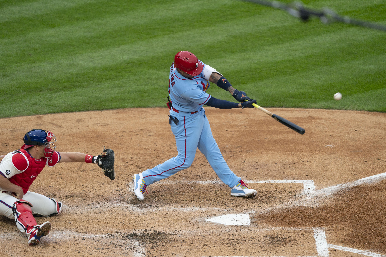美国职业棒球大联盟:圣路易斯红雀队对费城人队