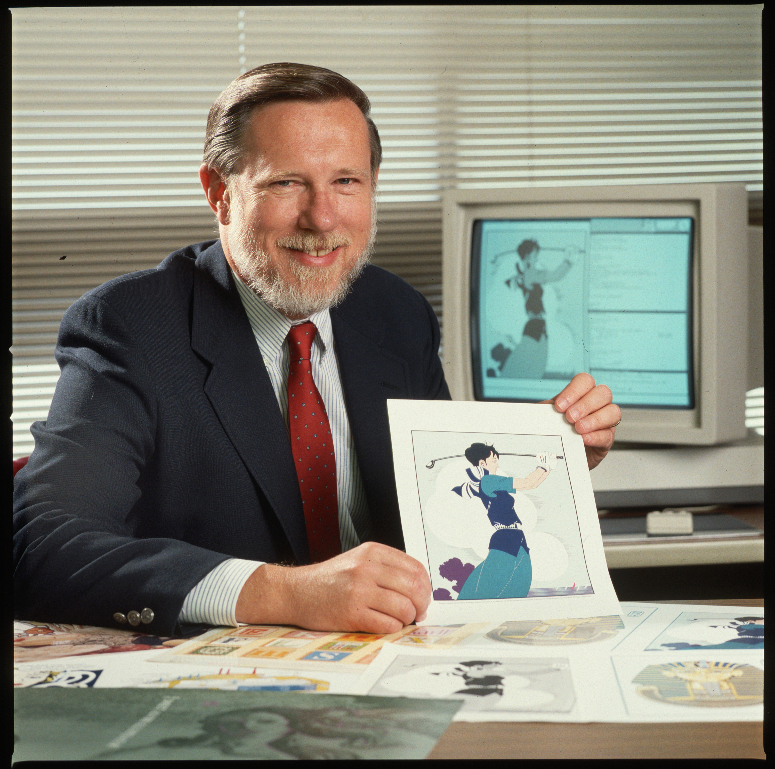Vice President of Adobe Software