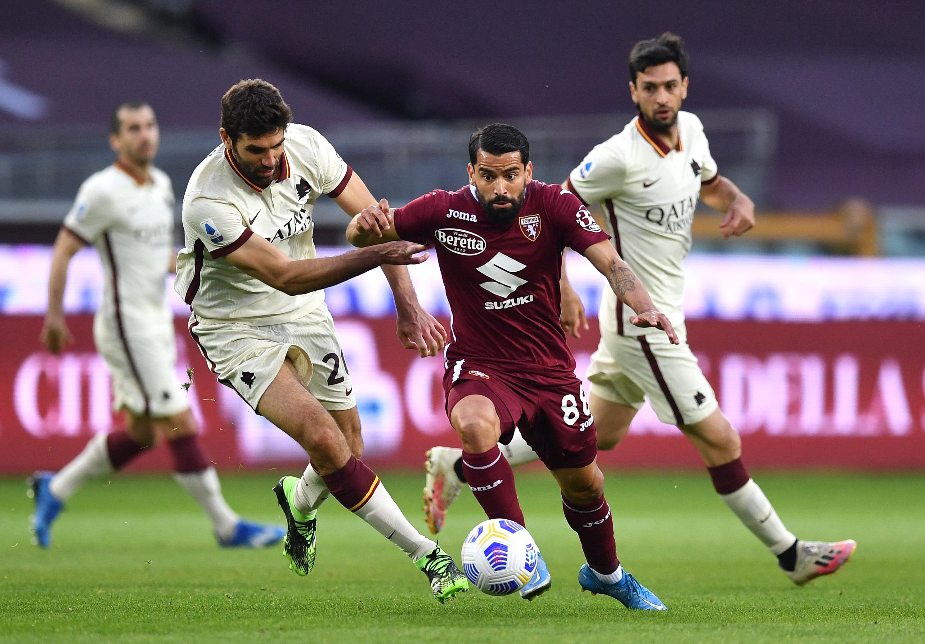 Torino FC v AS Roma - Serie A