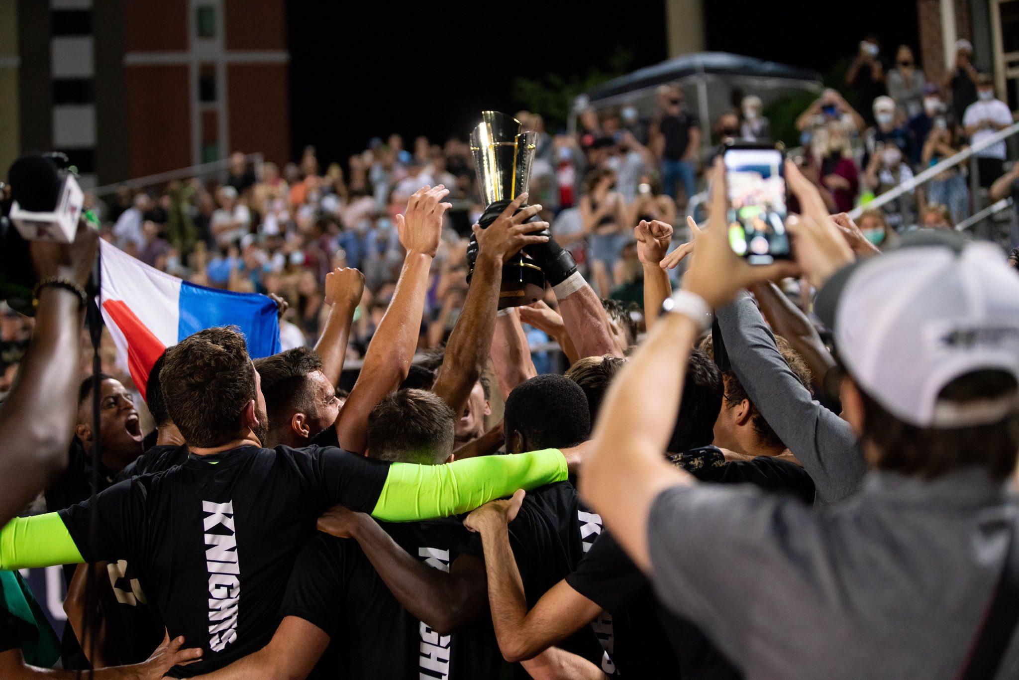 Men's Soccer Trophy