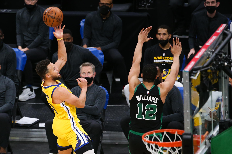 Golden City Warriors v Boston Celtics