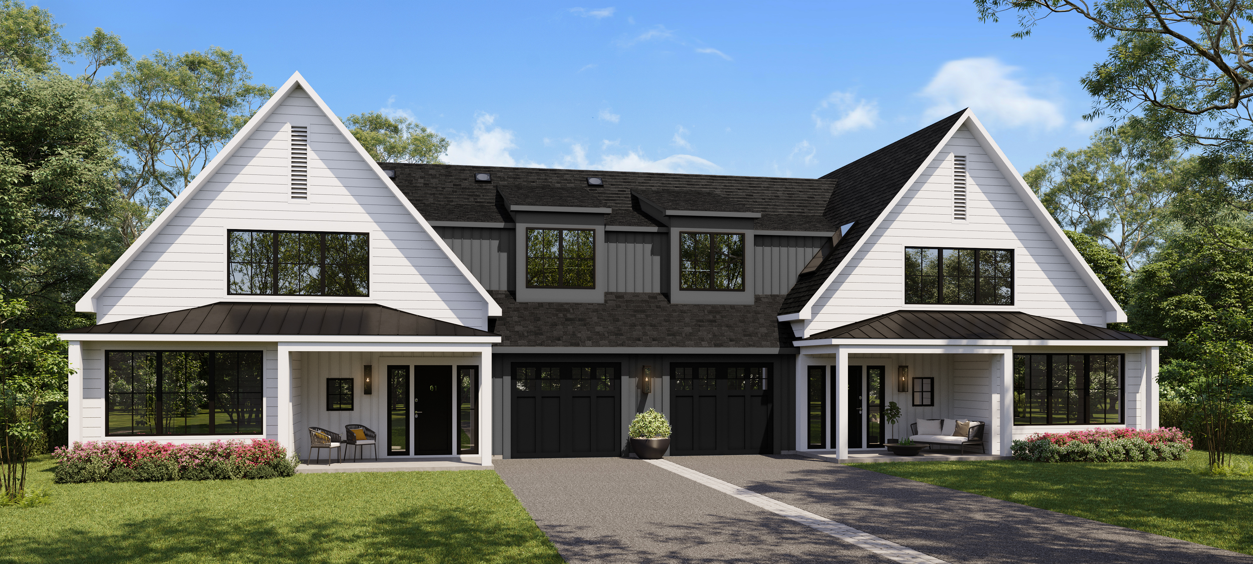 2021 Idea House, the Cottage Community, in Norwalk, CT.