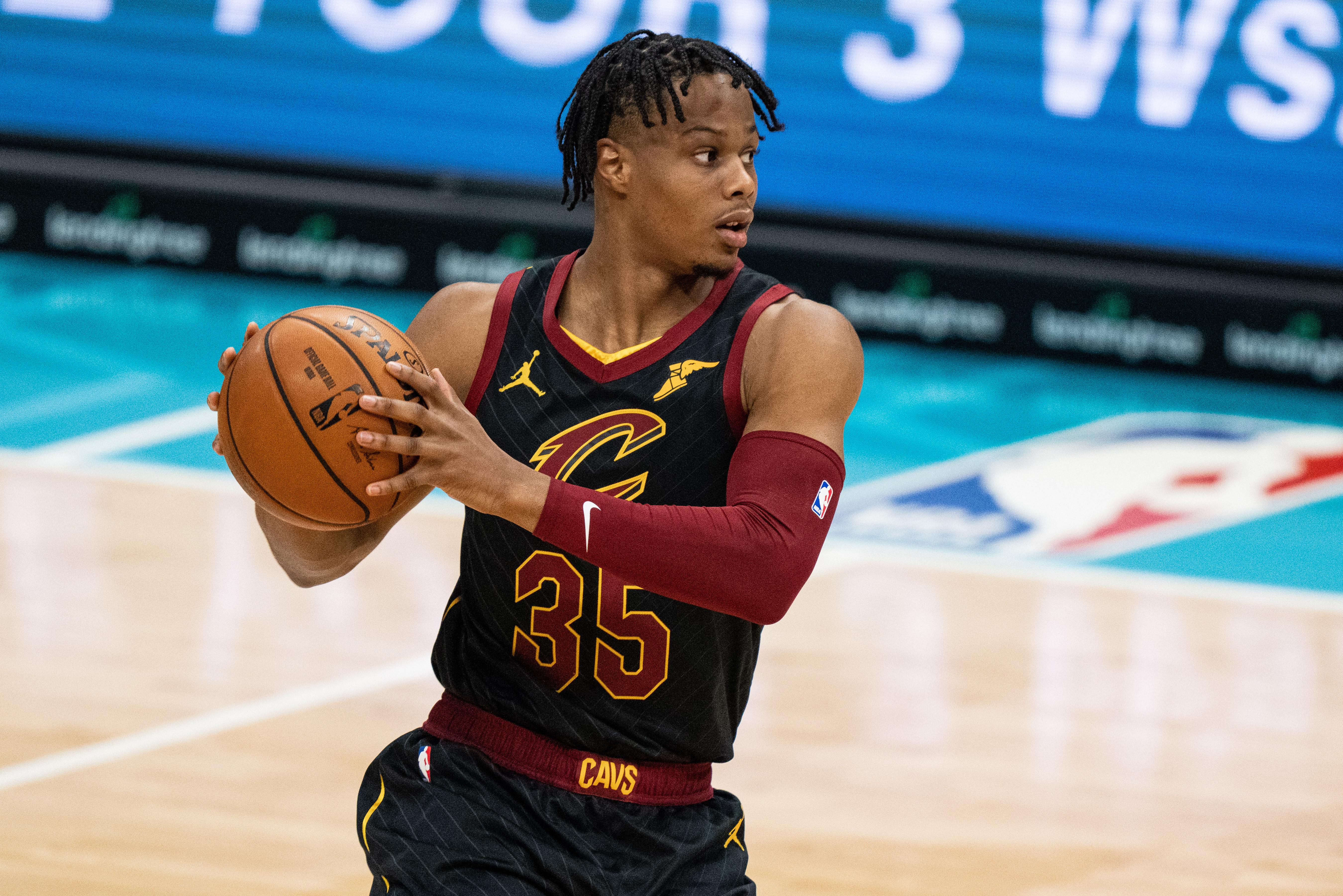 Cleveland Cavaliers v Charlotte Hornets
