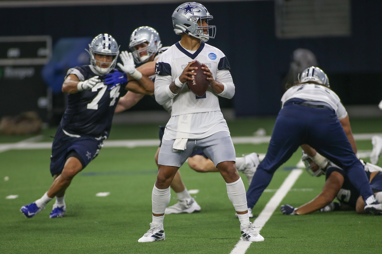 NFL: MAY 29 Dallas Cowboys OTA