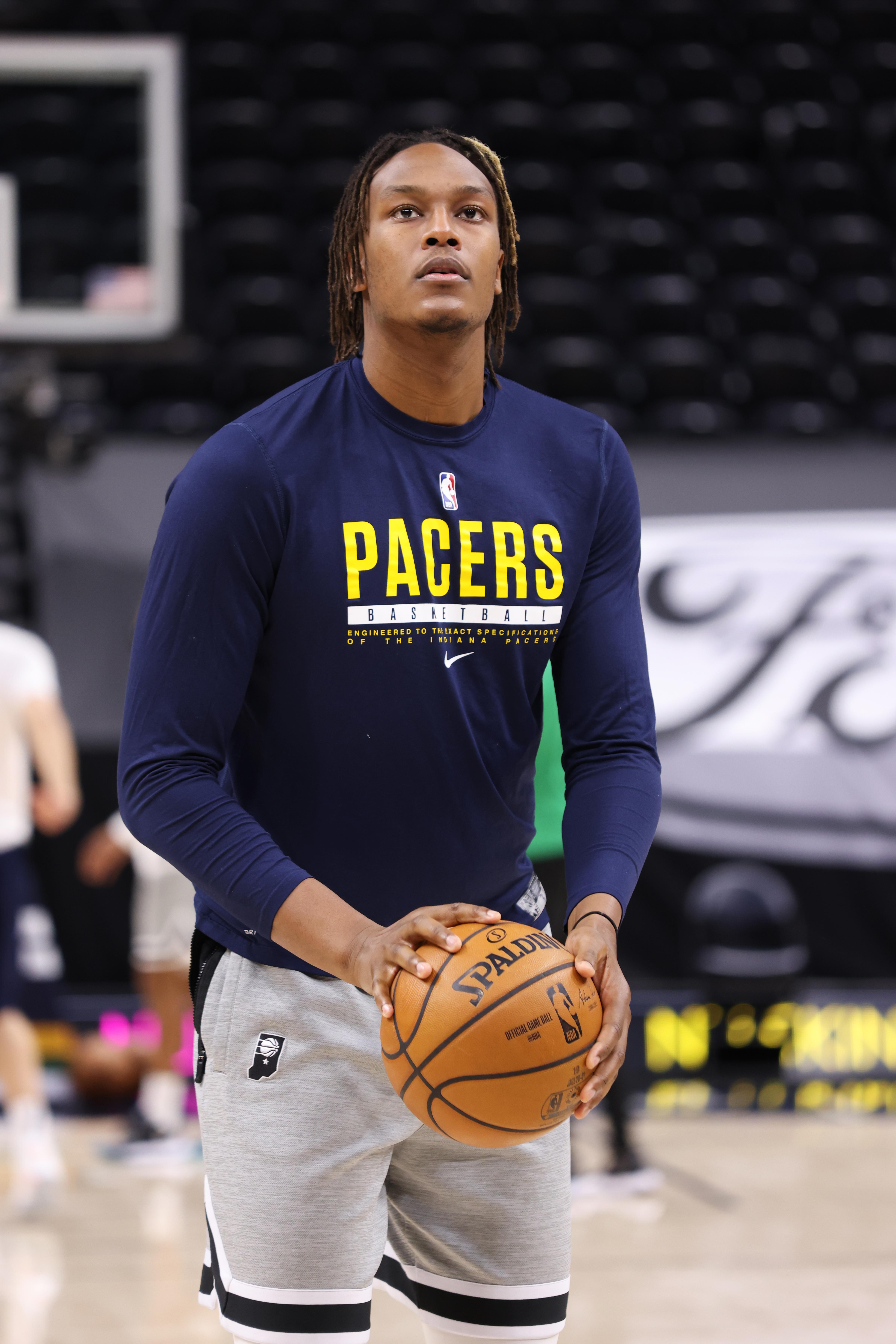 Indiana Pacers v Utah Jazz