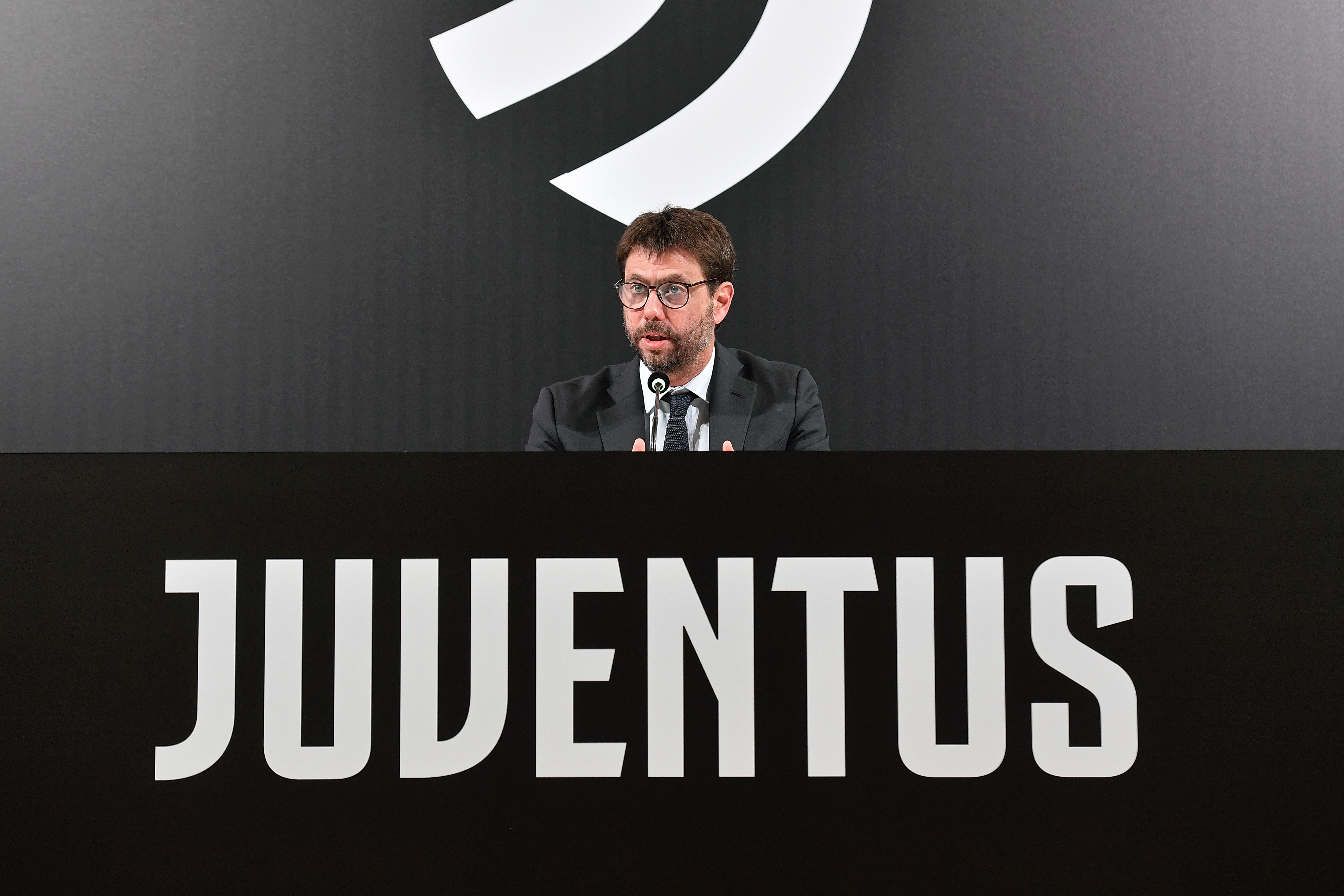 Juventus Shareholders Meeting Press Conference