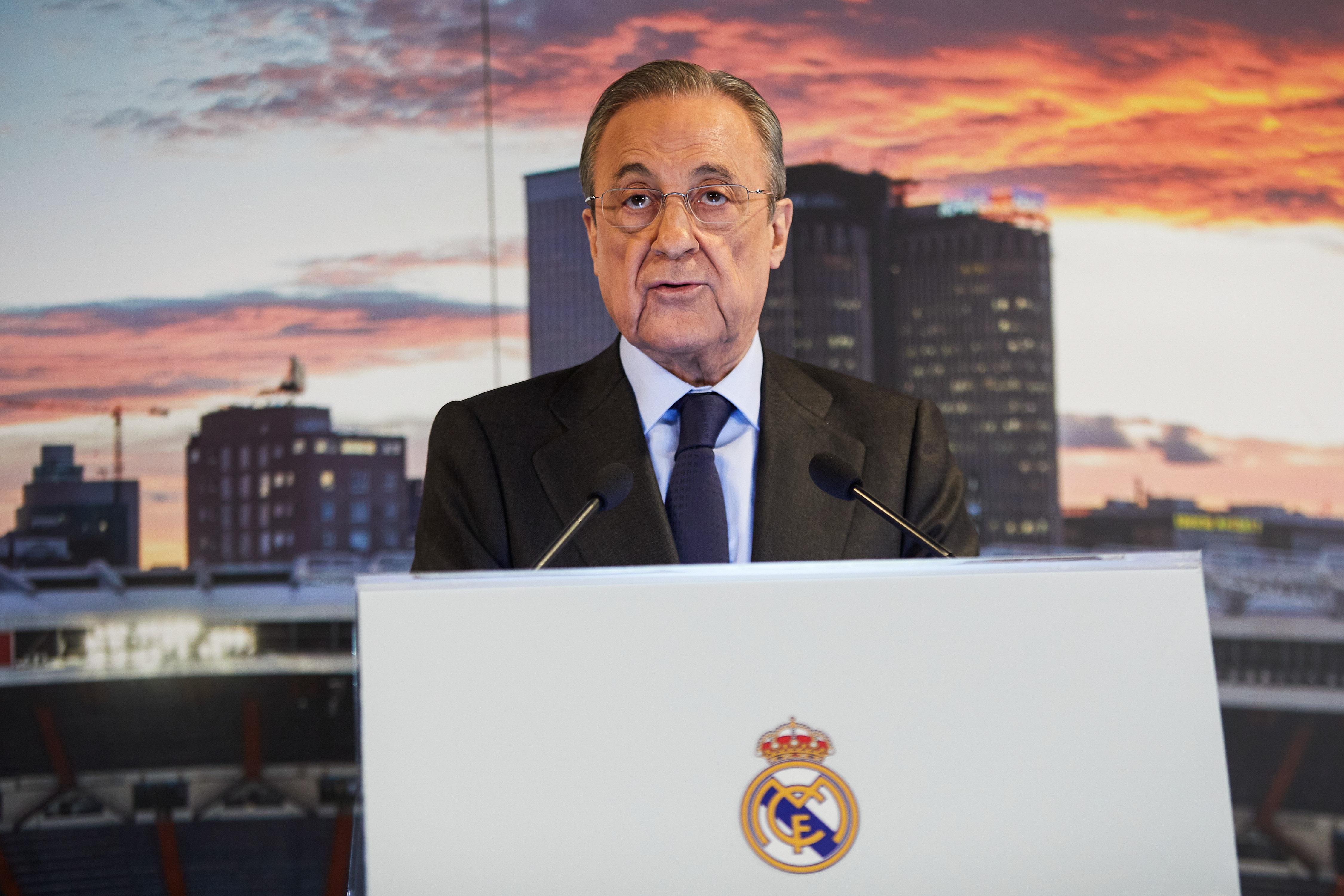 Real Madrid - Christmas meeting