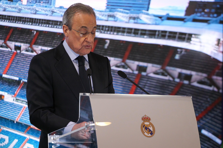 Real Madrid: Presentation Of Reinier Jesus Carvalho