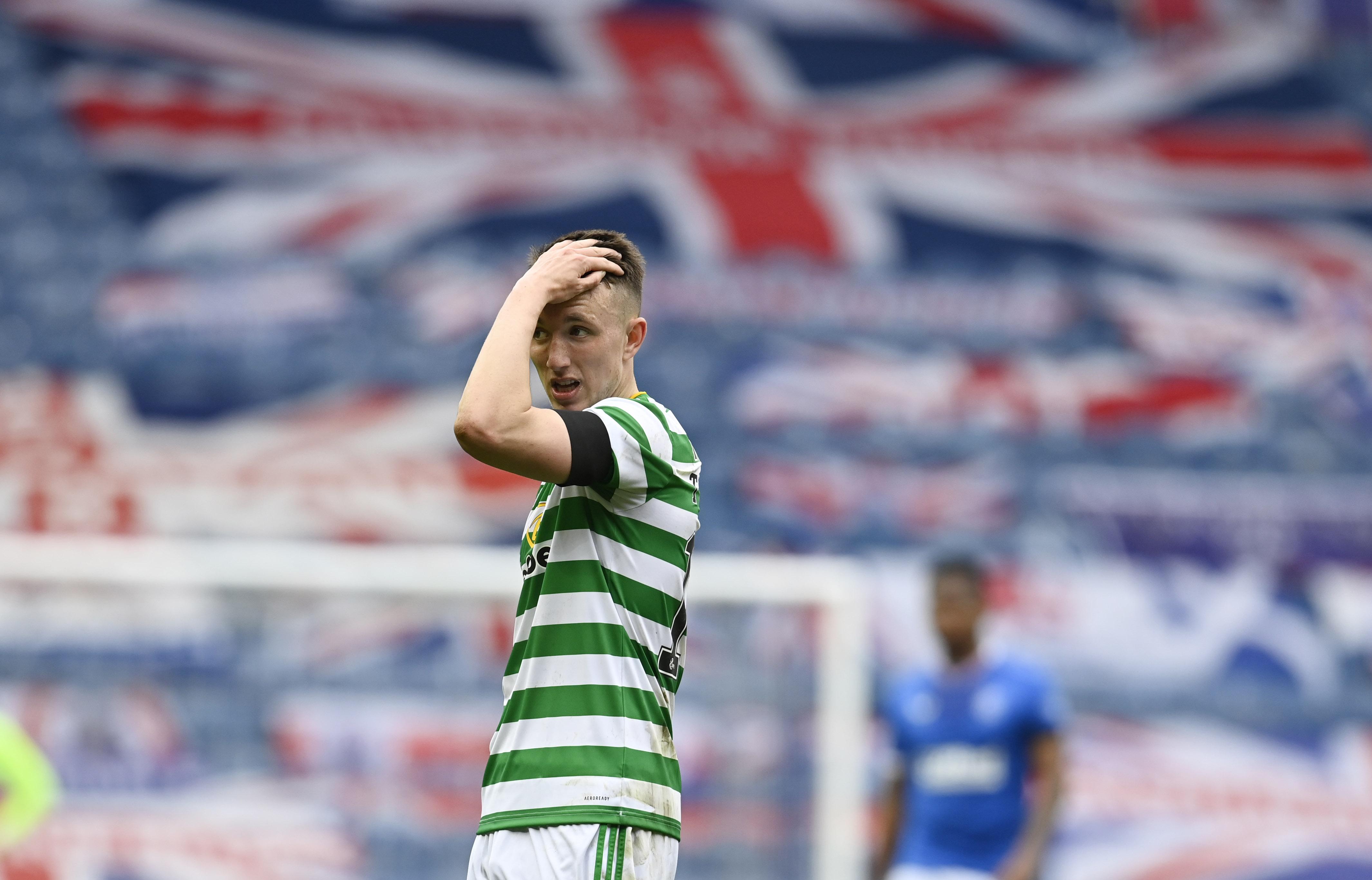 Rangers v Celtic - Scottish FA Cup