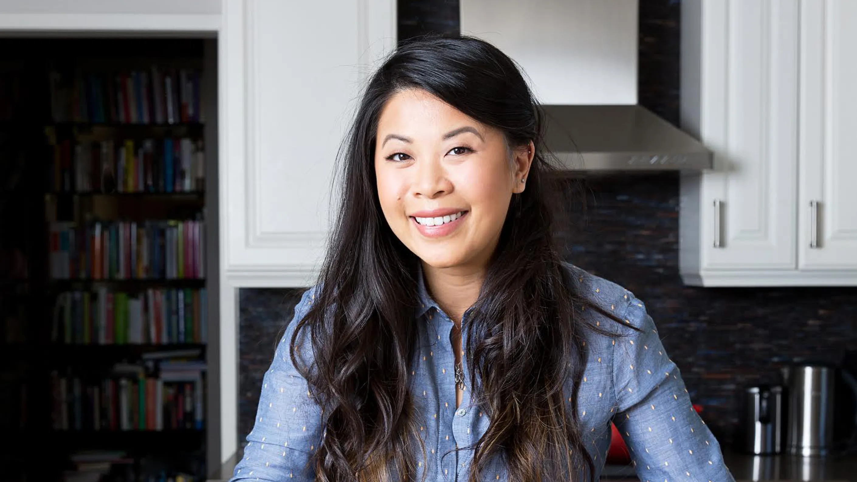 Mei Lin is the first guest chef in Albi's Habibi Sofra Club series