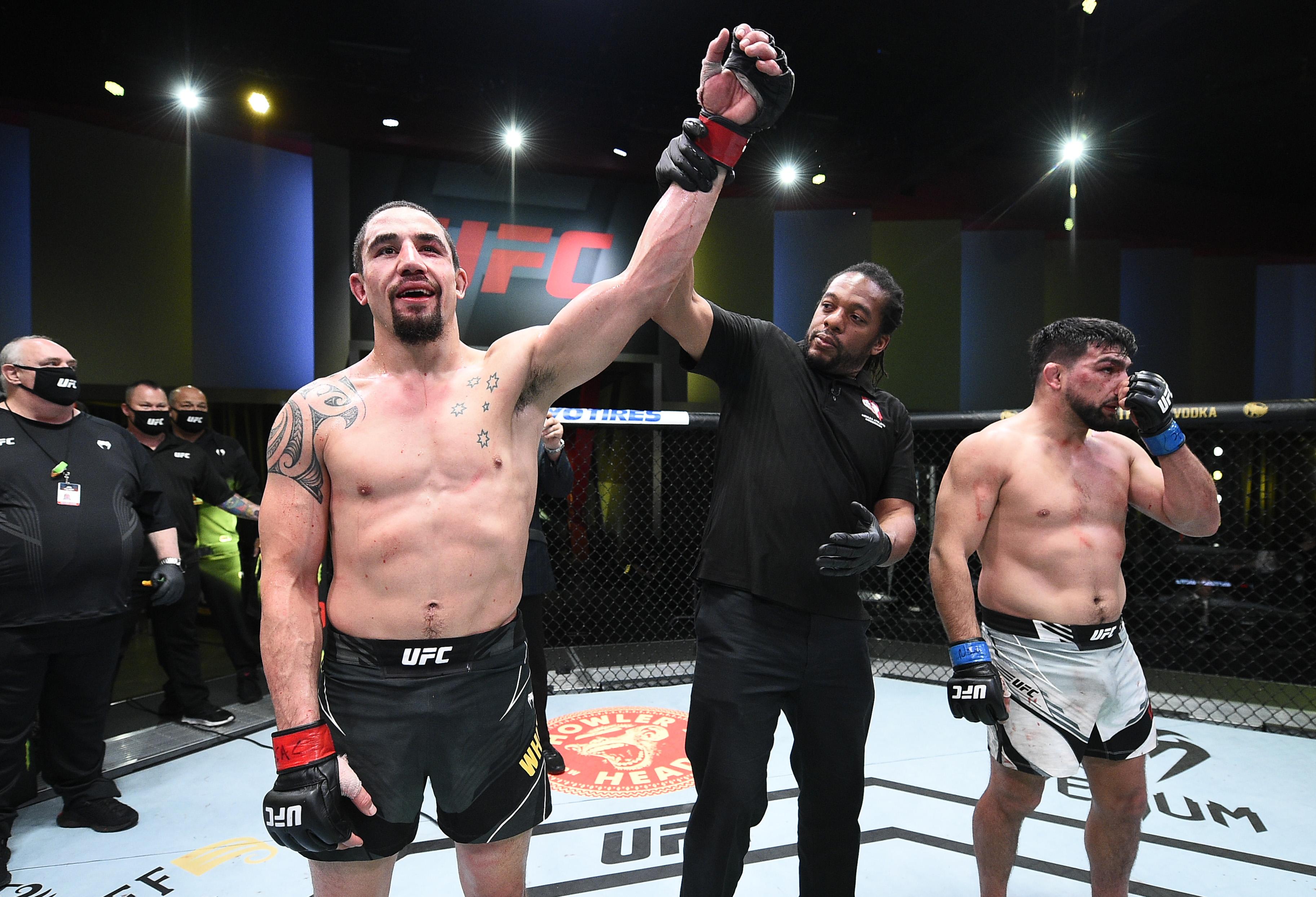 UFC Fight Night: Whittaker v Gastelum