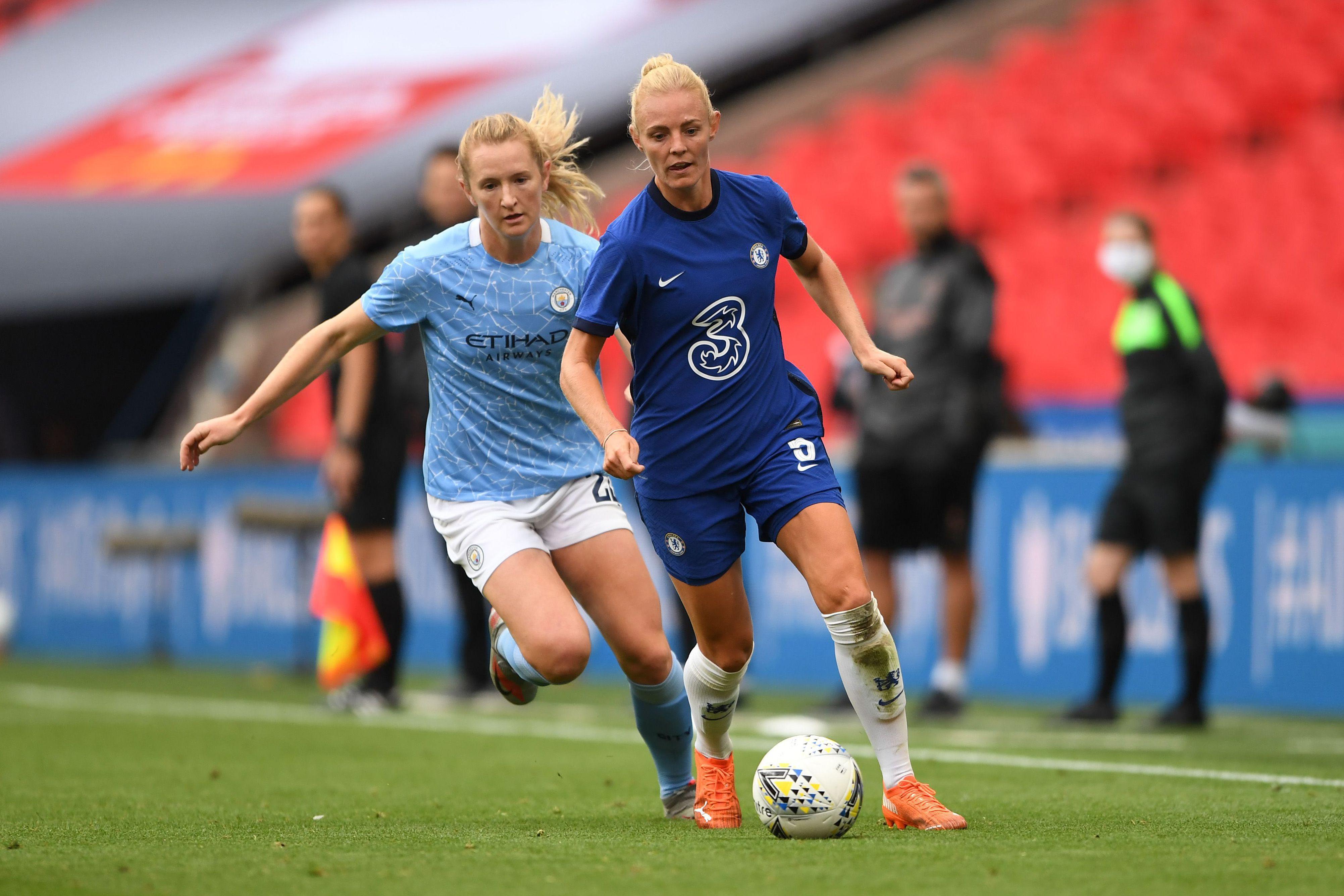 Chelsea v Manchester City - Women's FA Community Shield