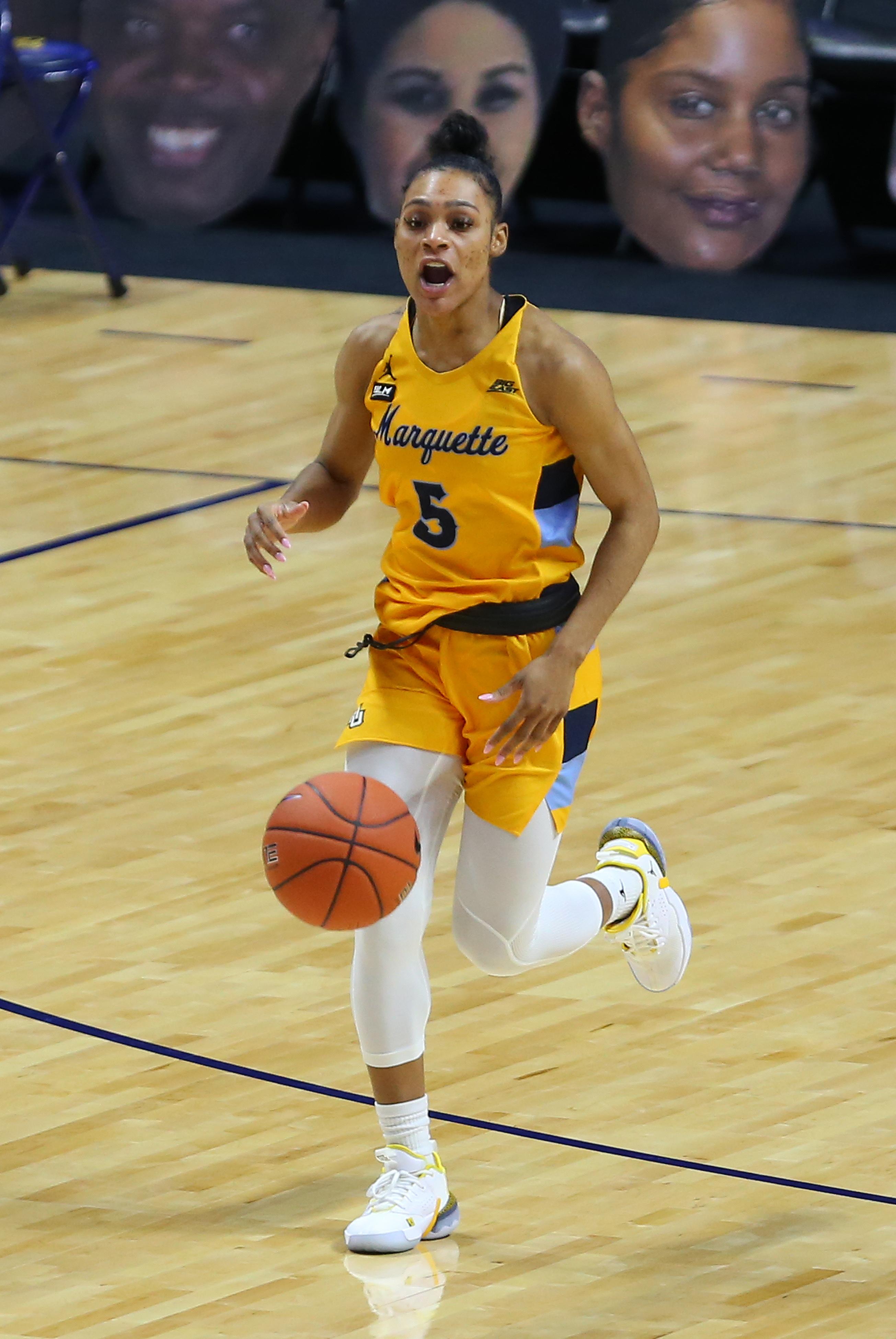 COLLEGE BASKETBALL: MAR 07 Big East Women's Basketball Tournament - Creighton v Marquette