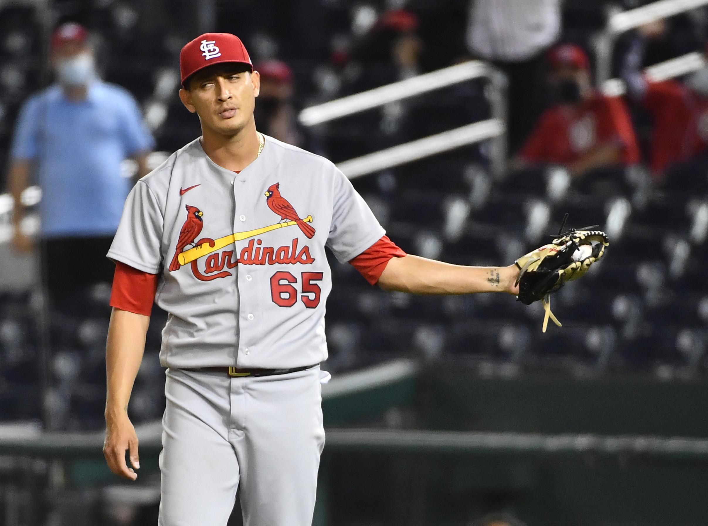 MLB:华盛顿国民圣路易斯黑主教