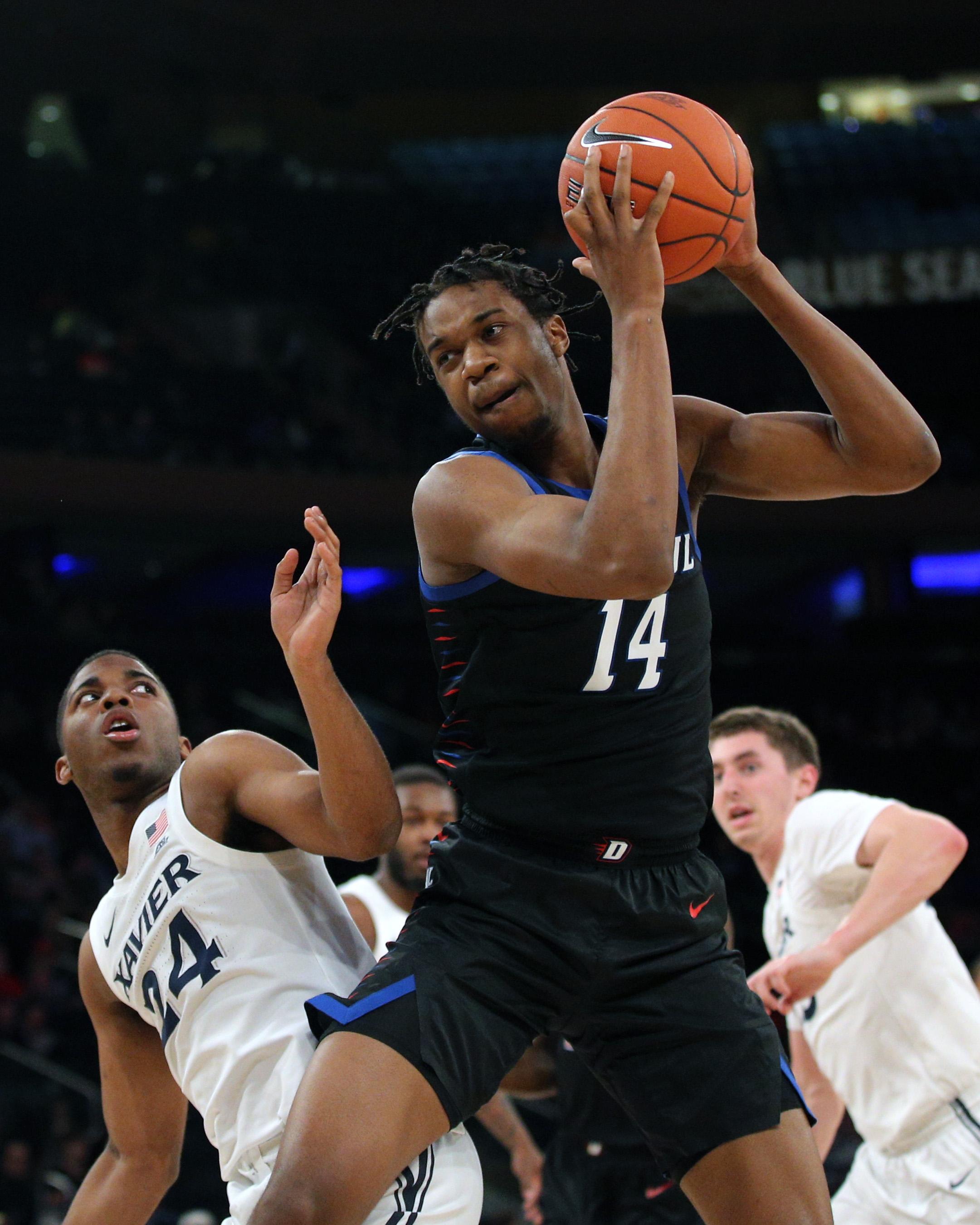NCAA Basketball: Big East Tournament-Xavier vs DePaul