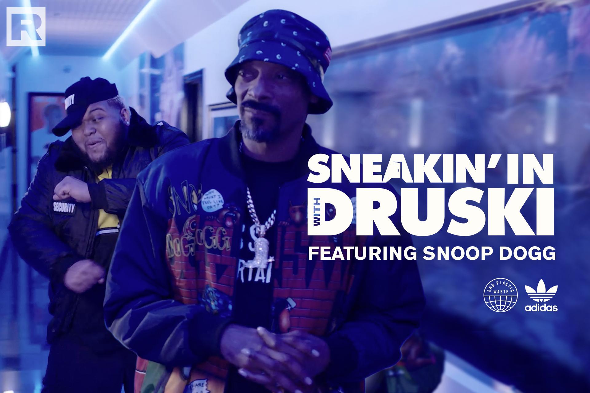 Snoop Dogg and Druski