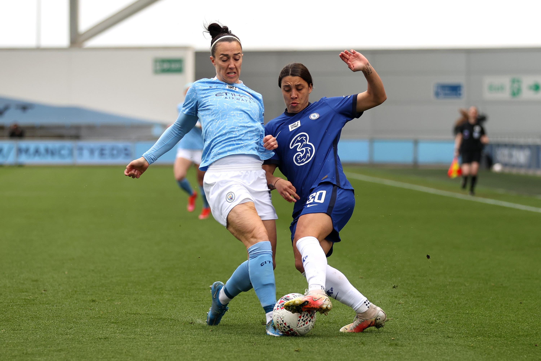 Manchester City Women v Chelsea Women - Barclays FA Women's Super League