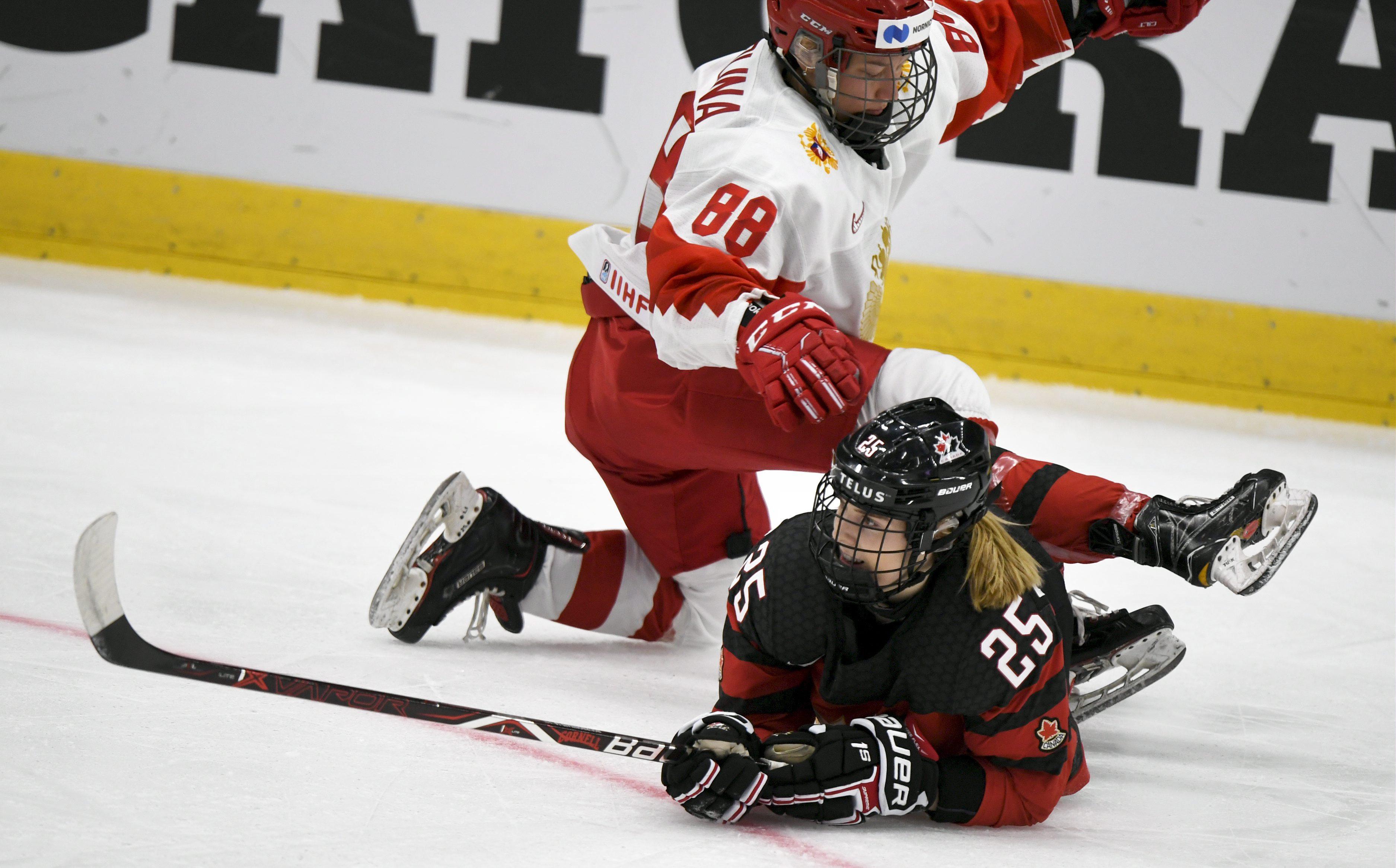 IHOCKEY-WC-IIHF-CAN-RUS