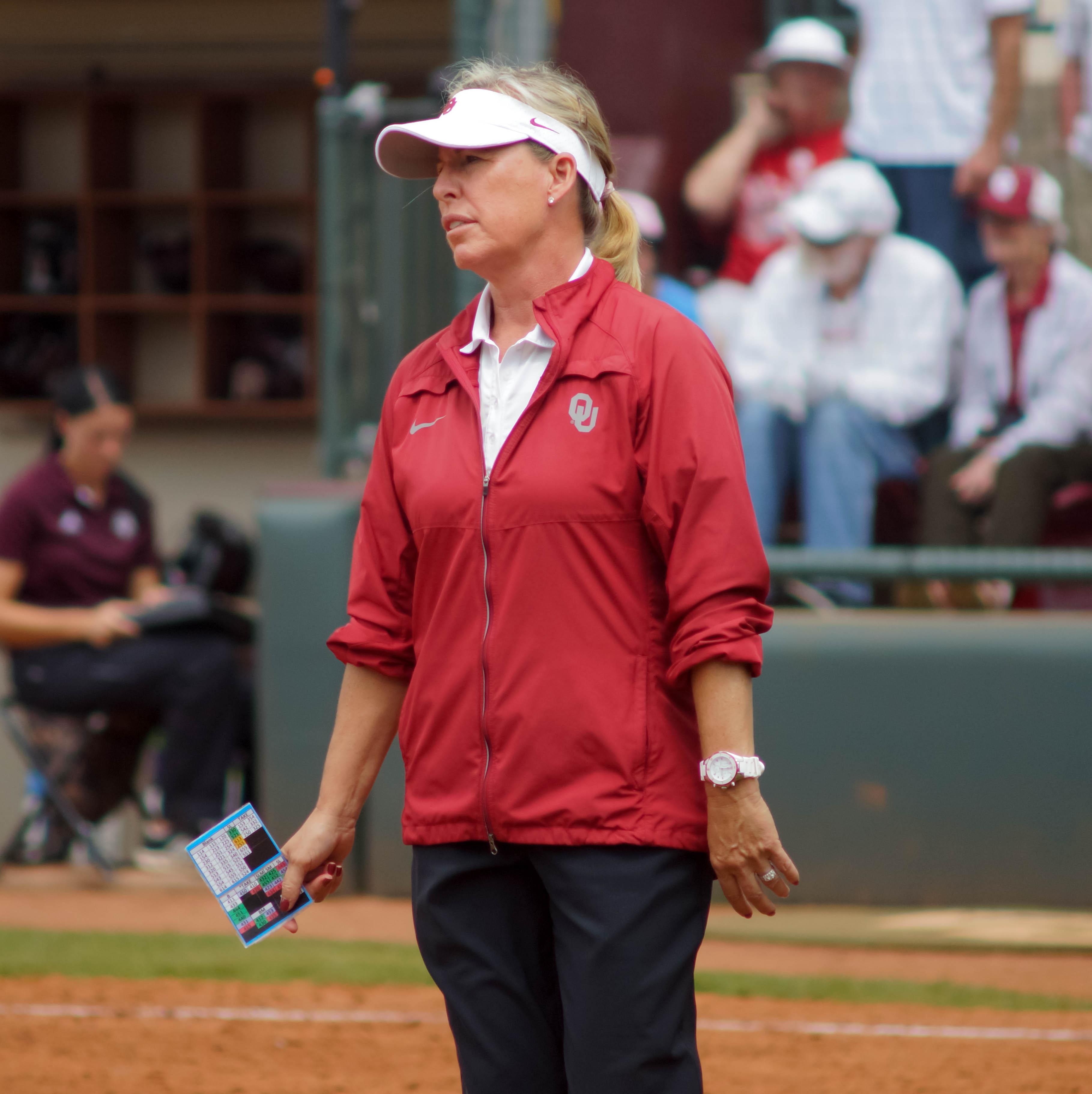 Coach Patty Gasso
