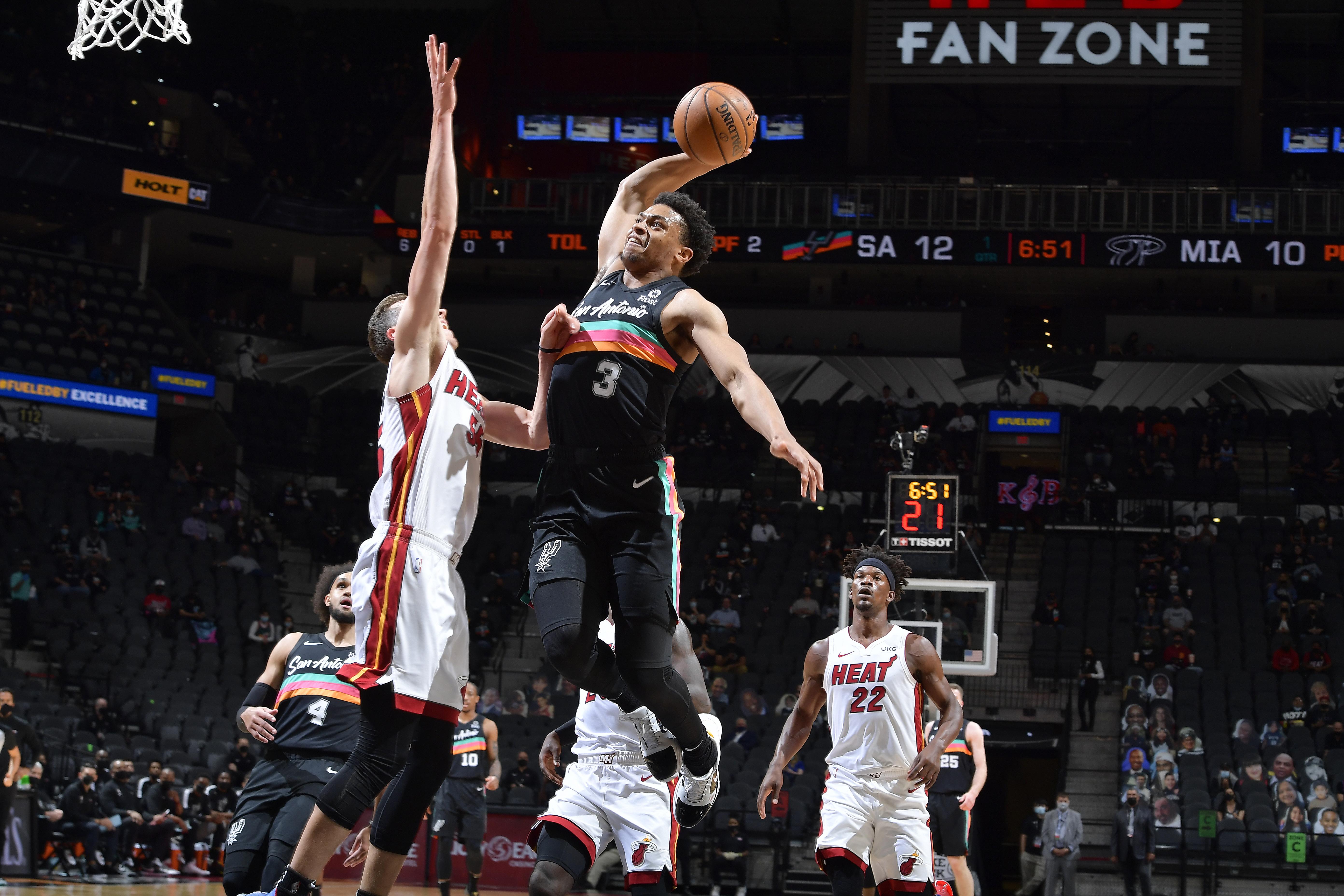 Miami Heat v San Antonio Spurs