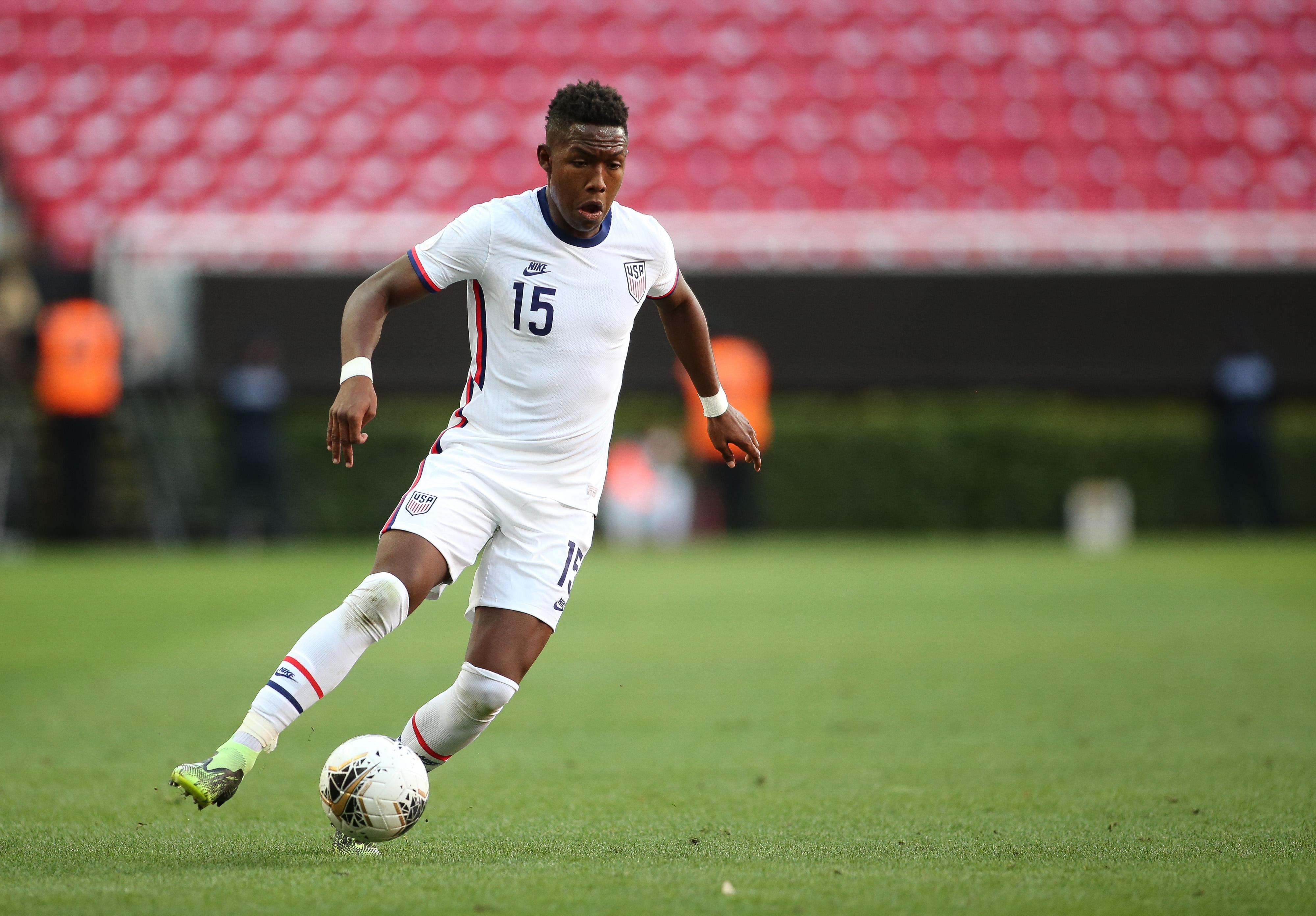 Dominican Republic v USMNT U-23