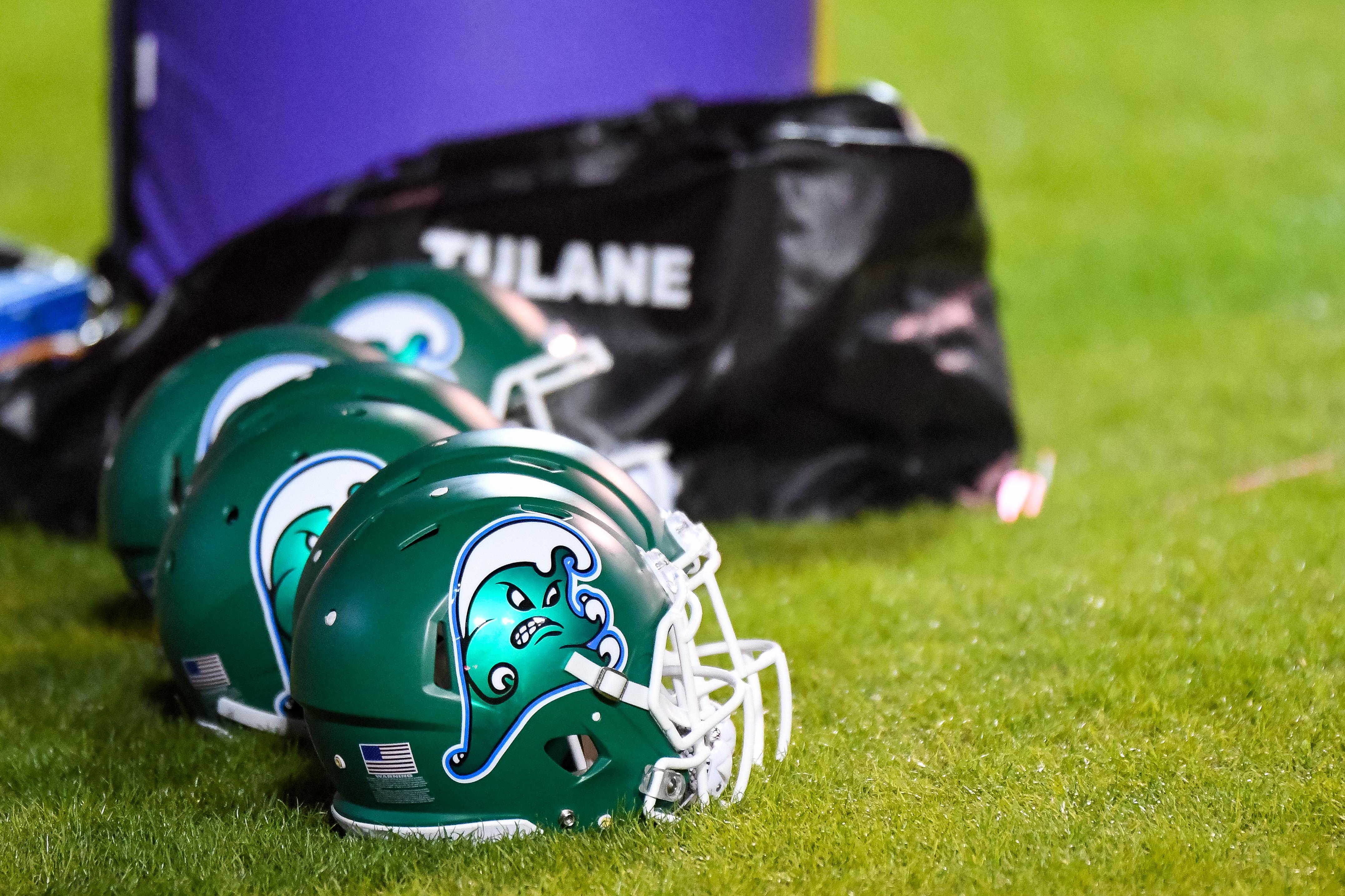 COLLEGE FOOTBALL: NOV 11 Tulane at East Carolina