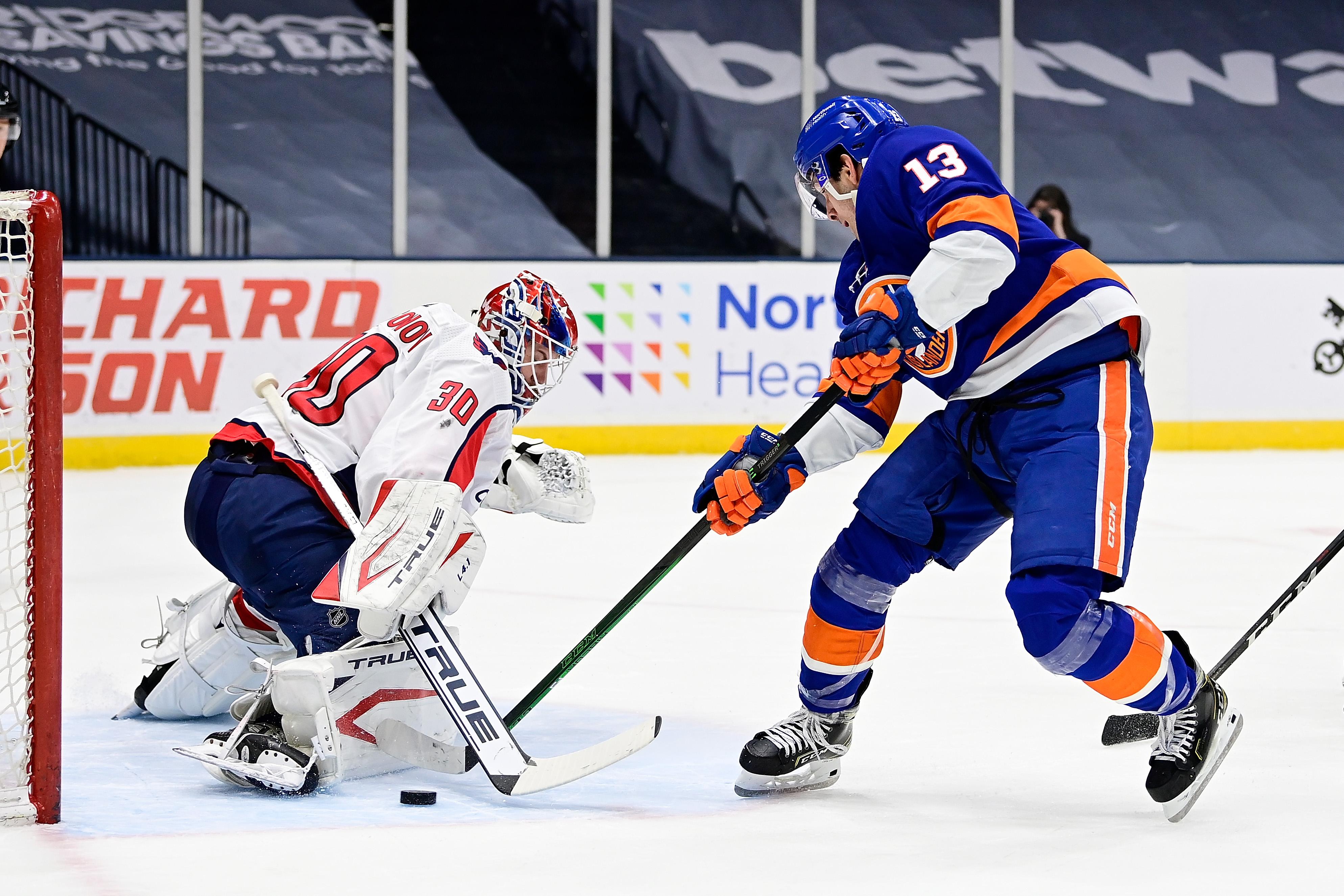 Washington Capitals v New York Islanders