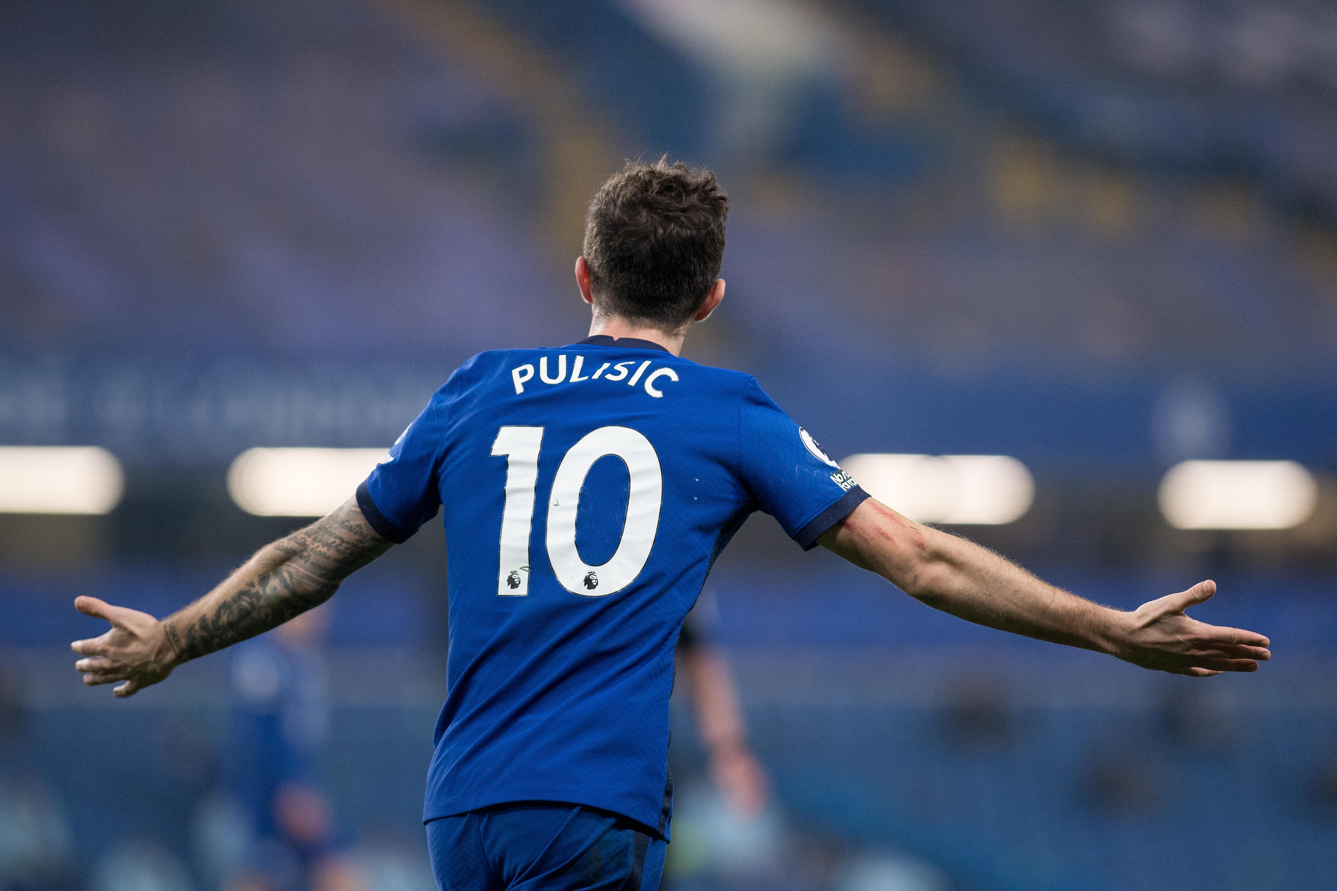 Christian Pulisic - Chelsea - Premier League