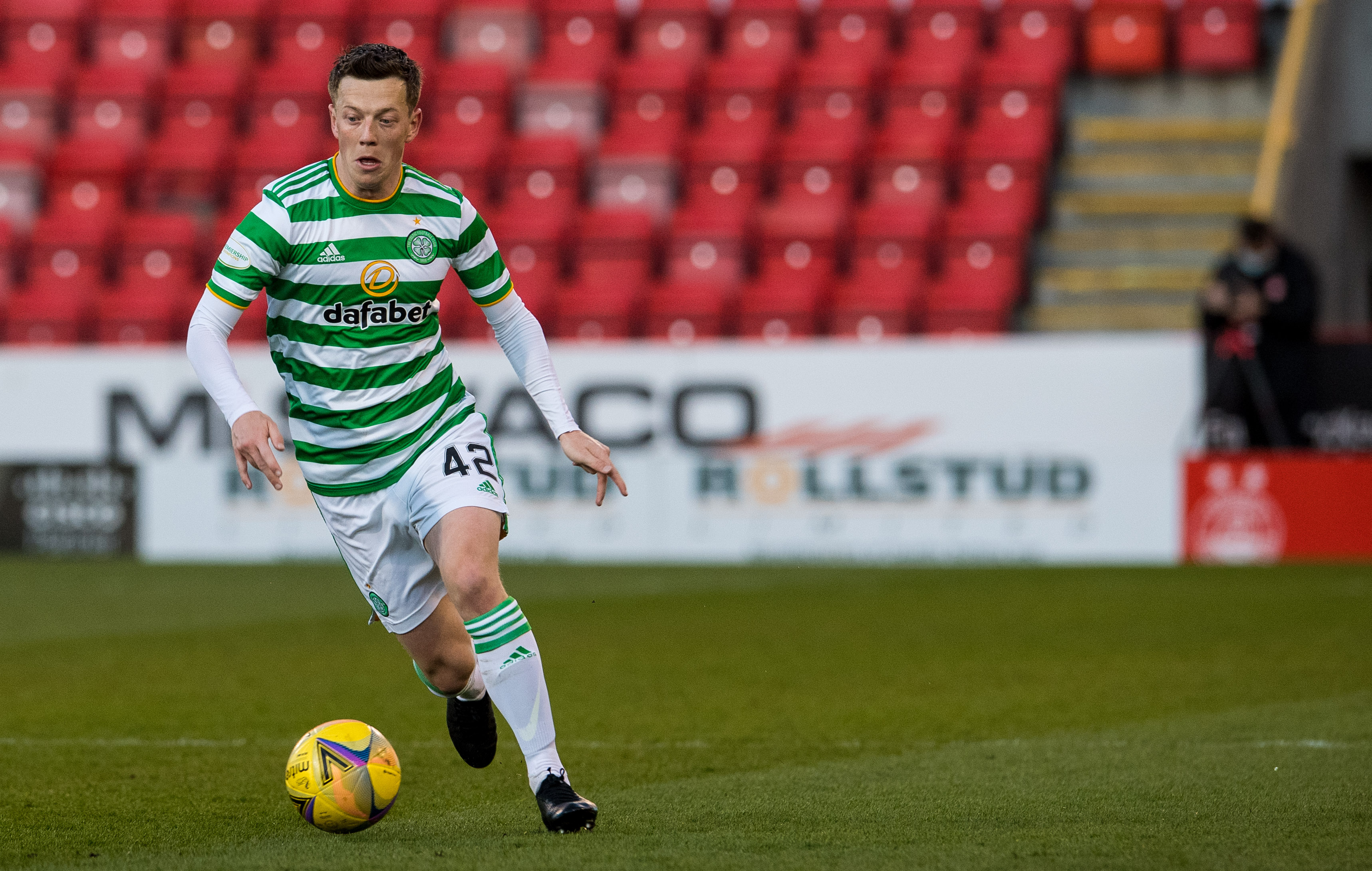 Aberdeen v Celtic - Scottish Premiership