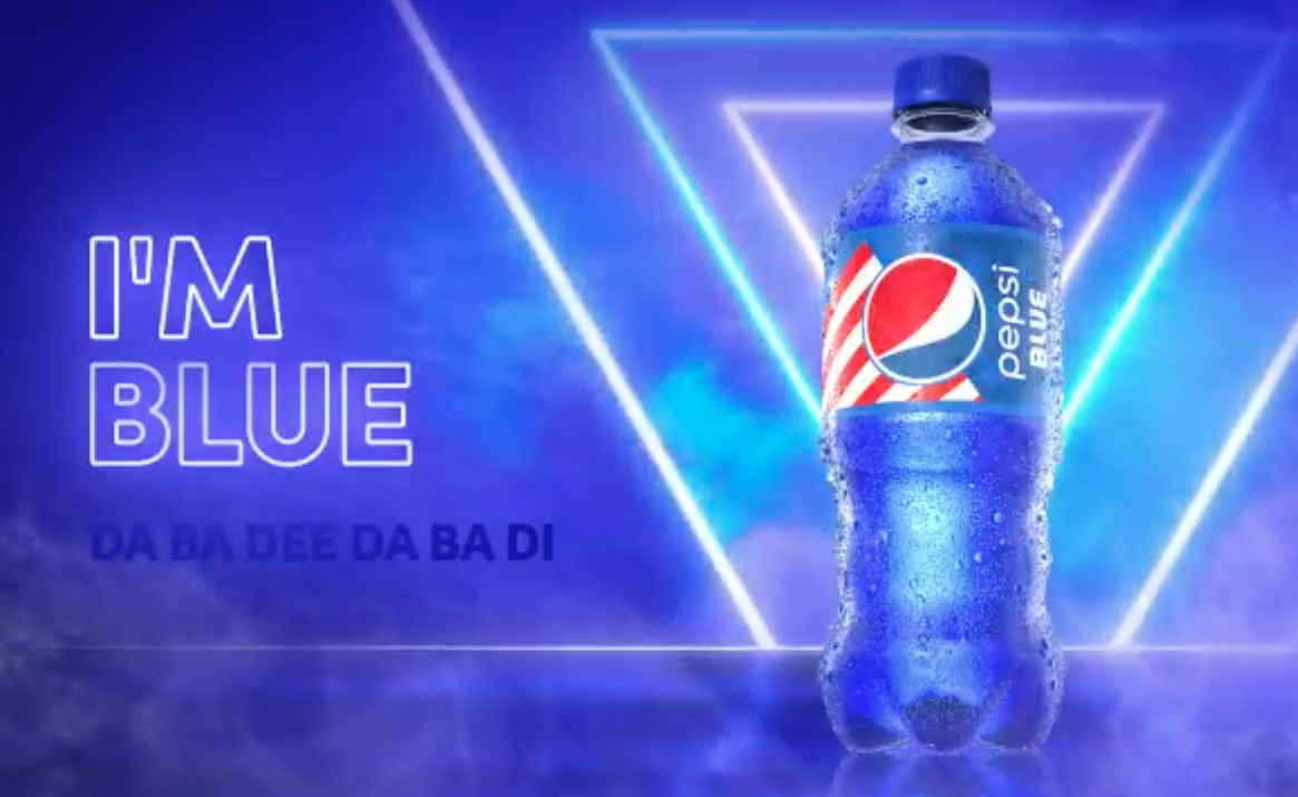 For the first time since 2004, Pepsi Blue will be available for purchasein the U.S., the company announced Thursday.