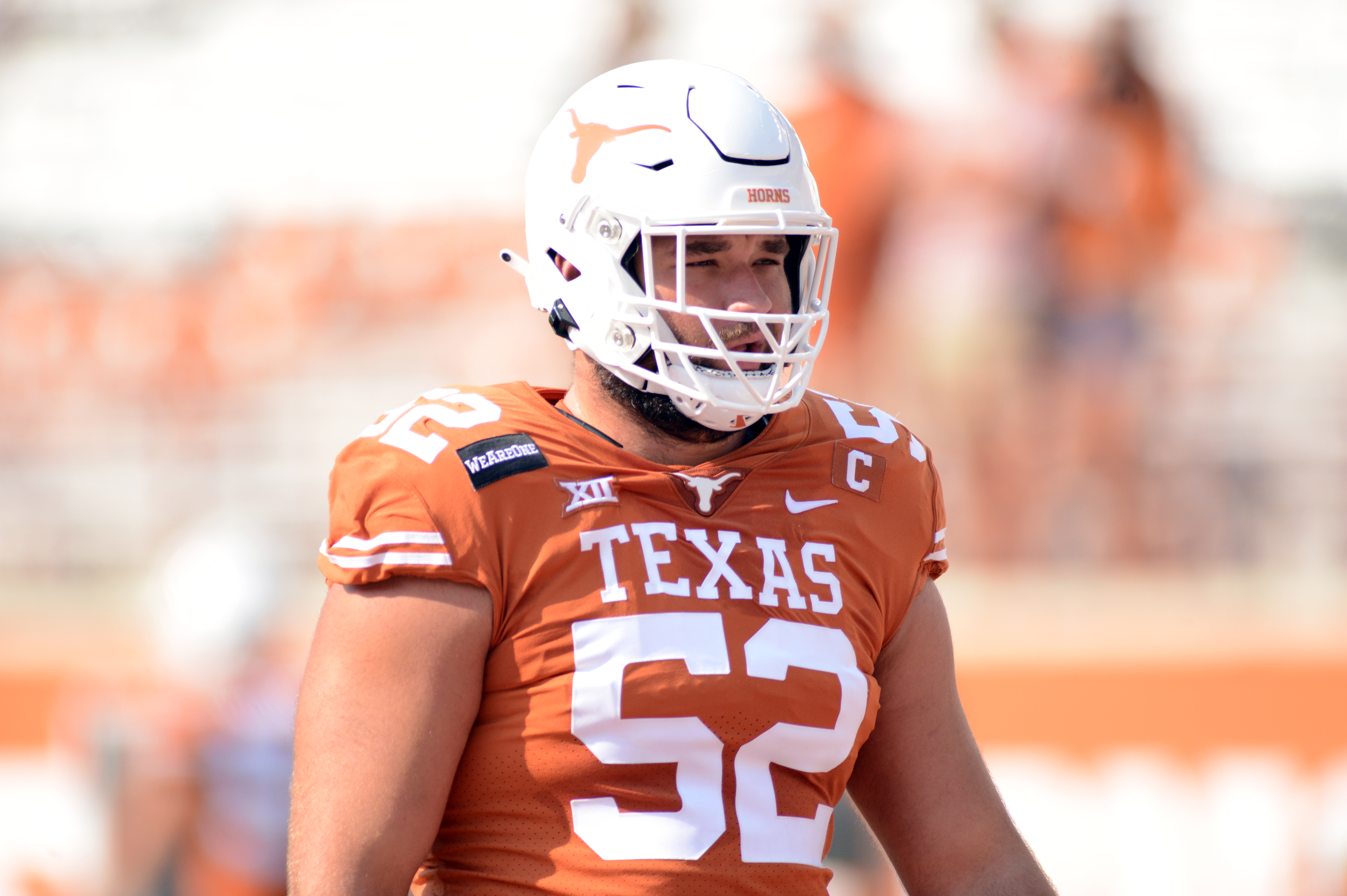 COLLEGE FOOTBALL: OCT 03 TCU at Texas