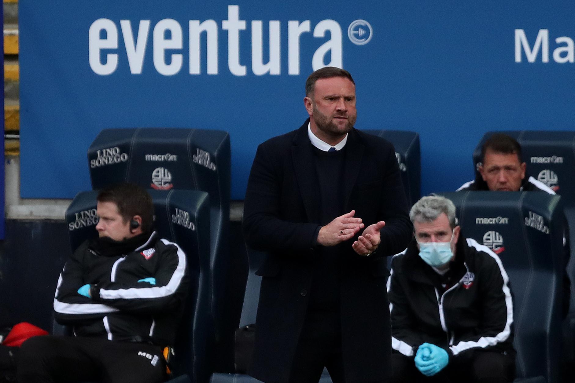 Bolton Wanderers v Carlisle United - Sky Bet League Two
