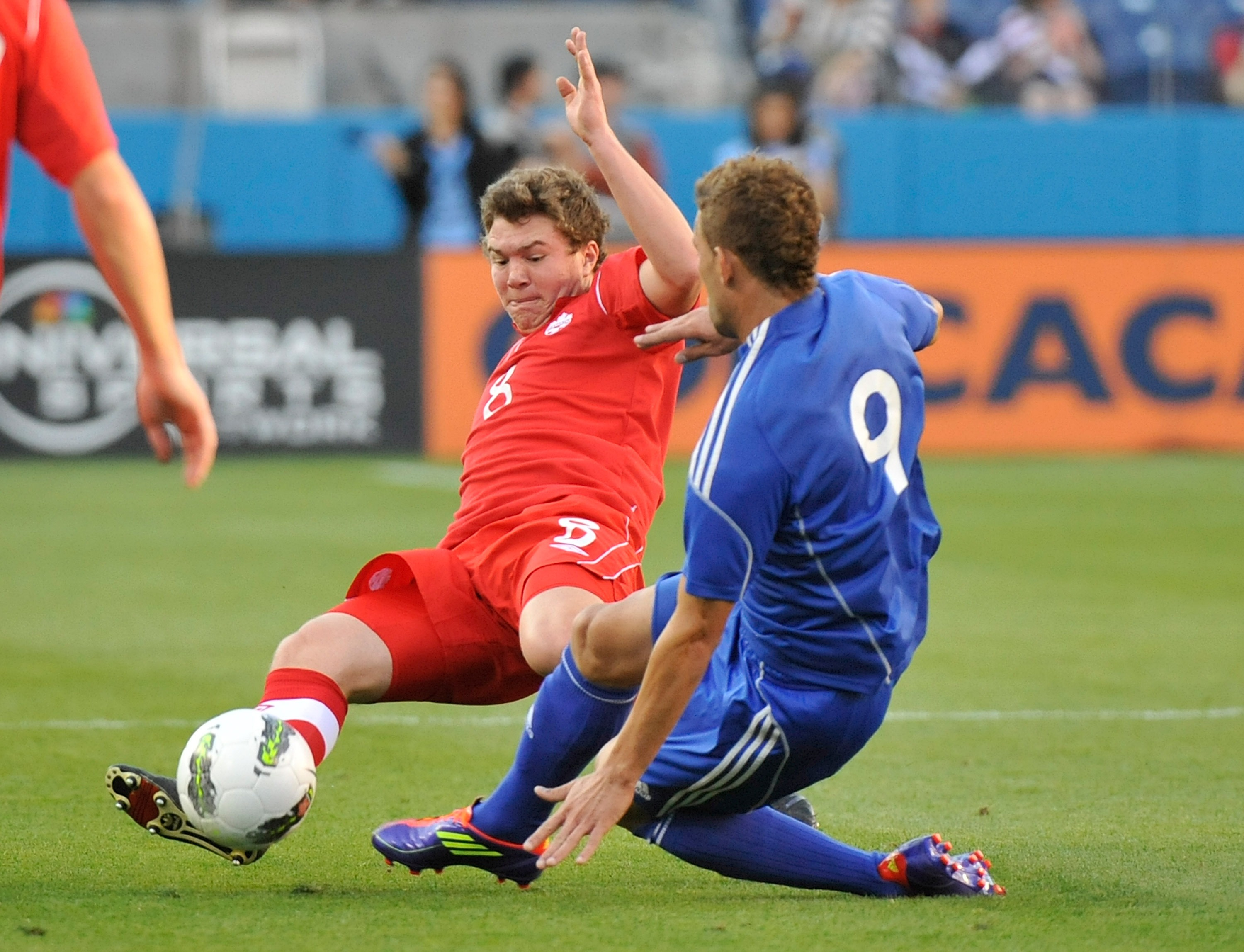 2012 CONCACAF Men's Olympic Qualifying - Day 5