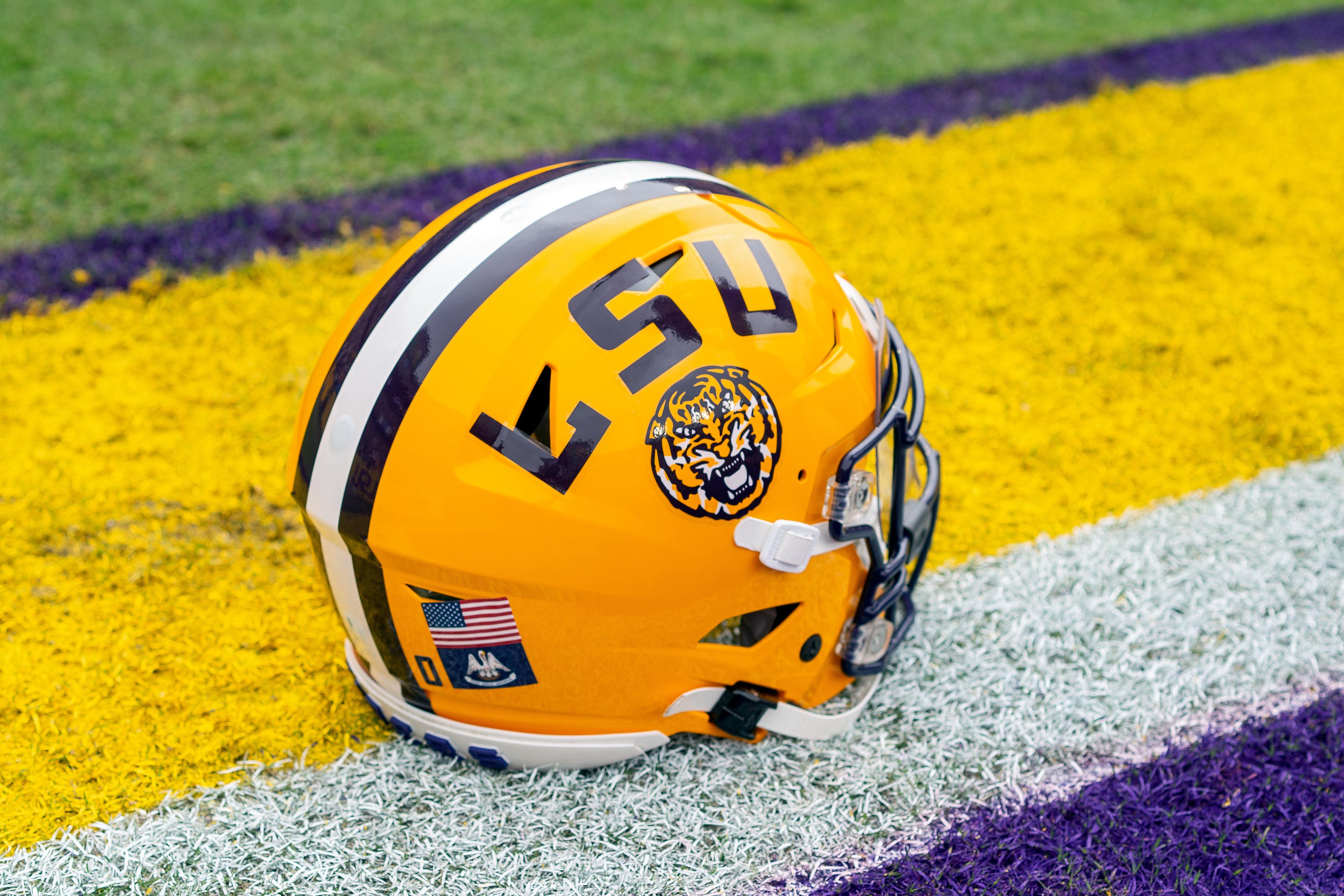 COLLEGE FOOTBALL: OCT 26 Auburn at LSU