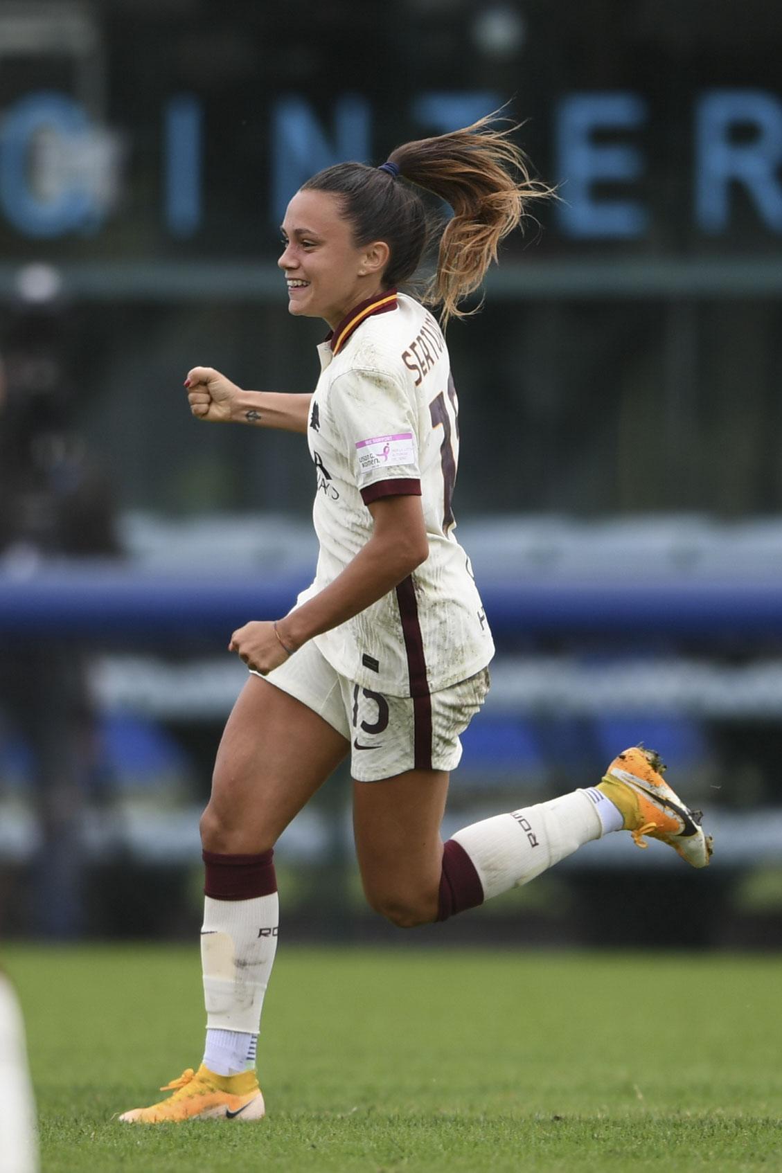 FC Internazionale v AS Roma- Women Serie A