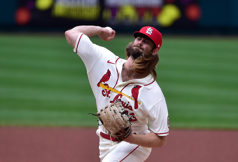 MLB:圣路易斯红雀州的辛辛那提红