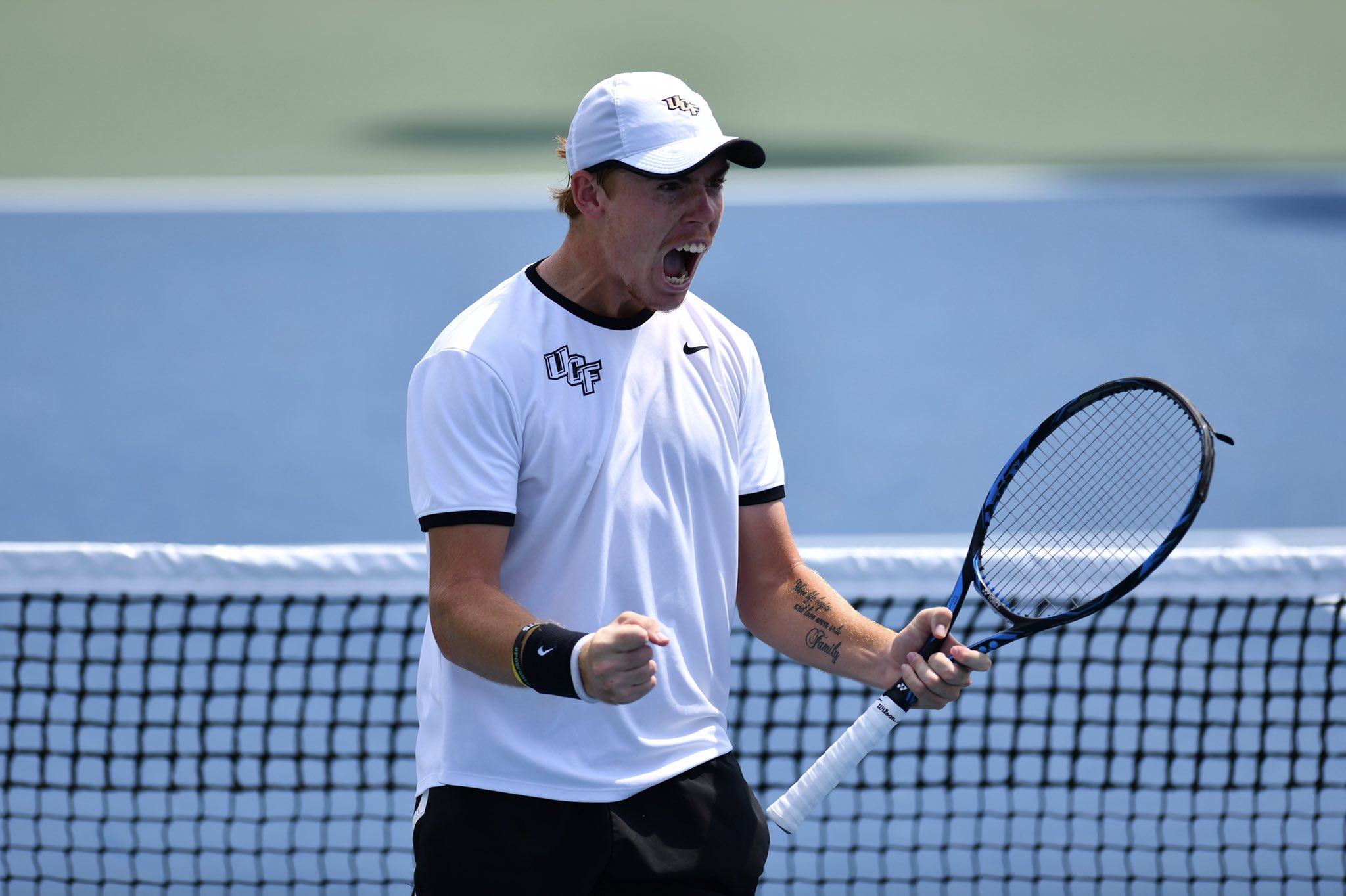 Men's Tennis Trey Hilderbrand