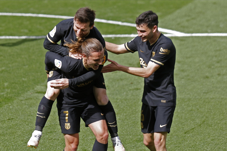 ESP: Villarreal CF-FC Barcelona. La Liga Santander.