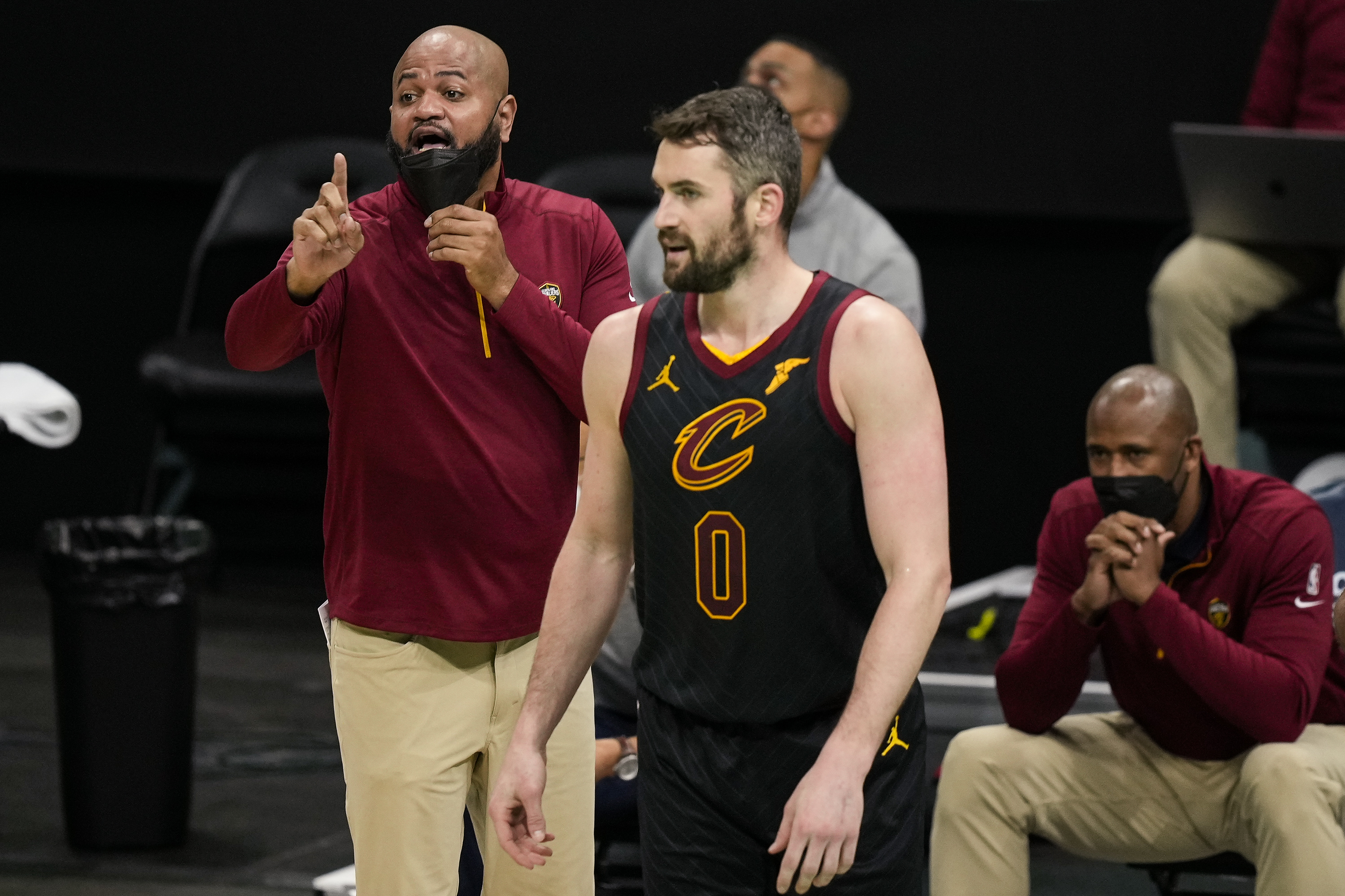 NBA: Cleveland Cavaliers at Charlotte Hornets
