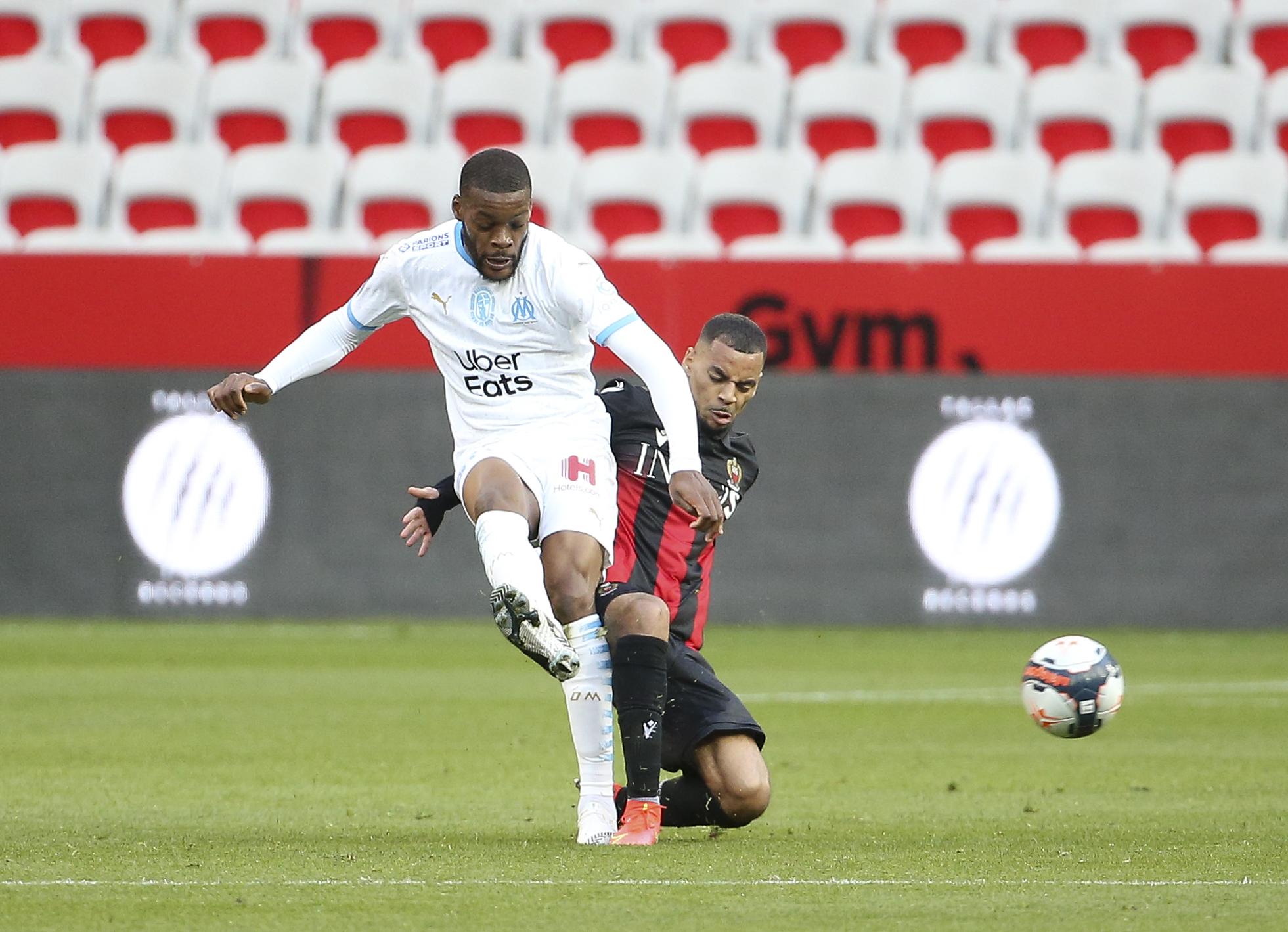 OGC Nice v Olympique de Marseille - Ligue 1