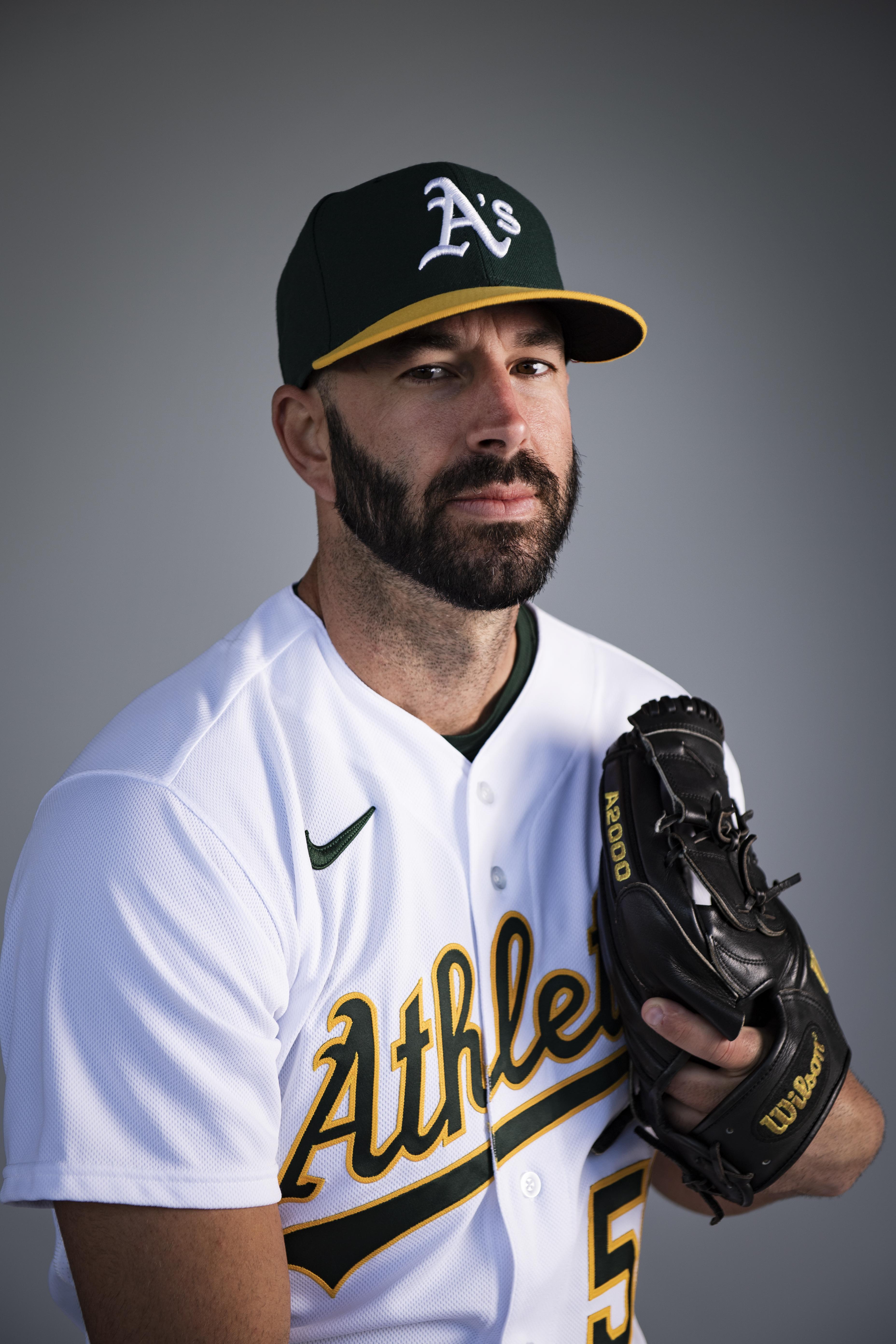 2021 Oakland Athletics Photo Day