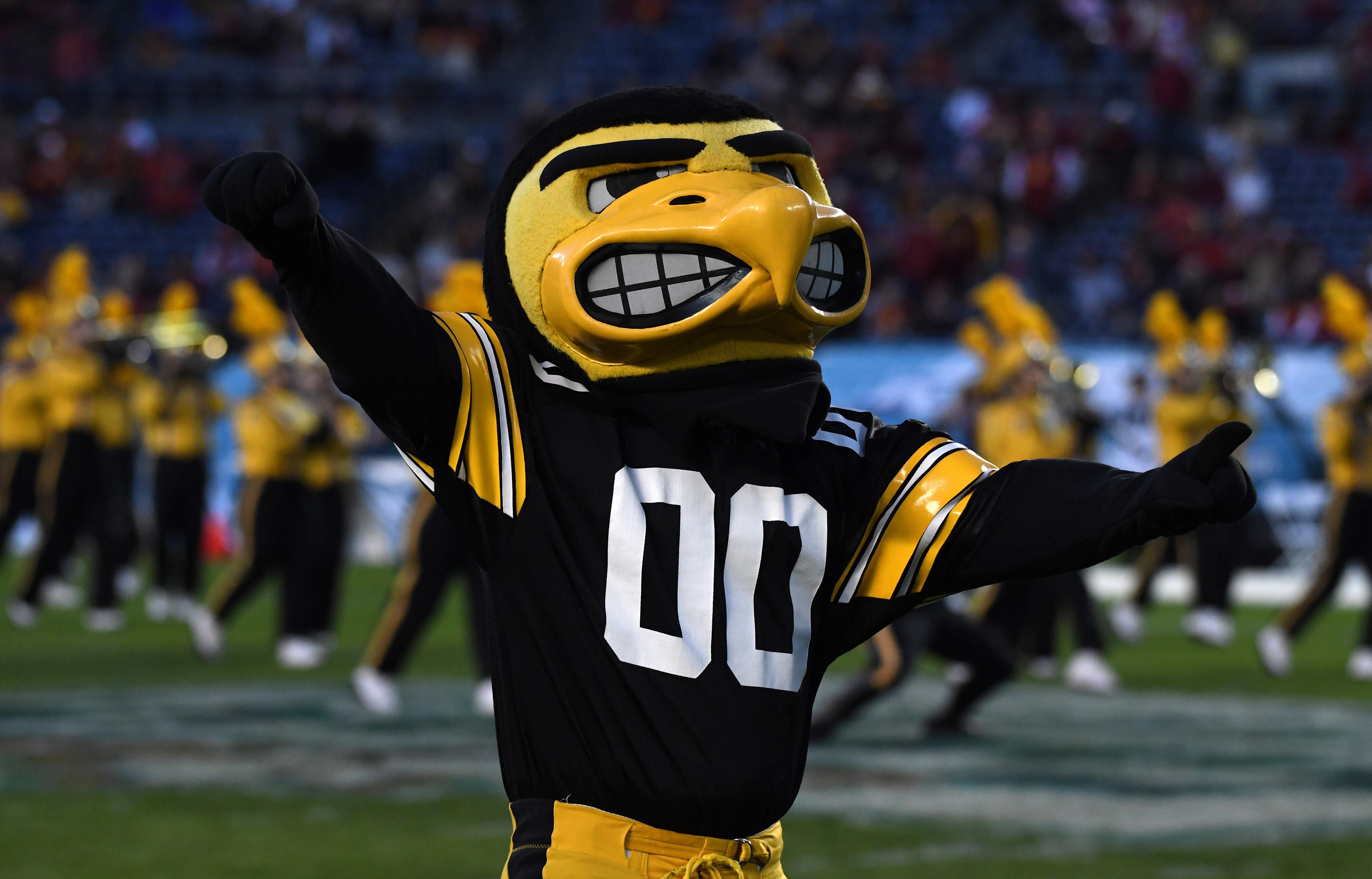 NCAA Football: Holiday Bowl-Southern California vs Iowa